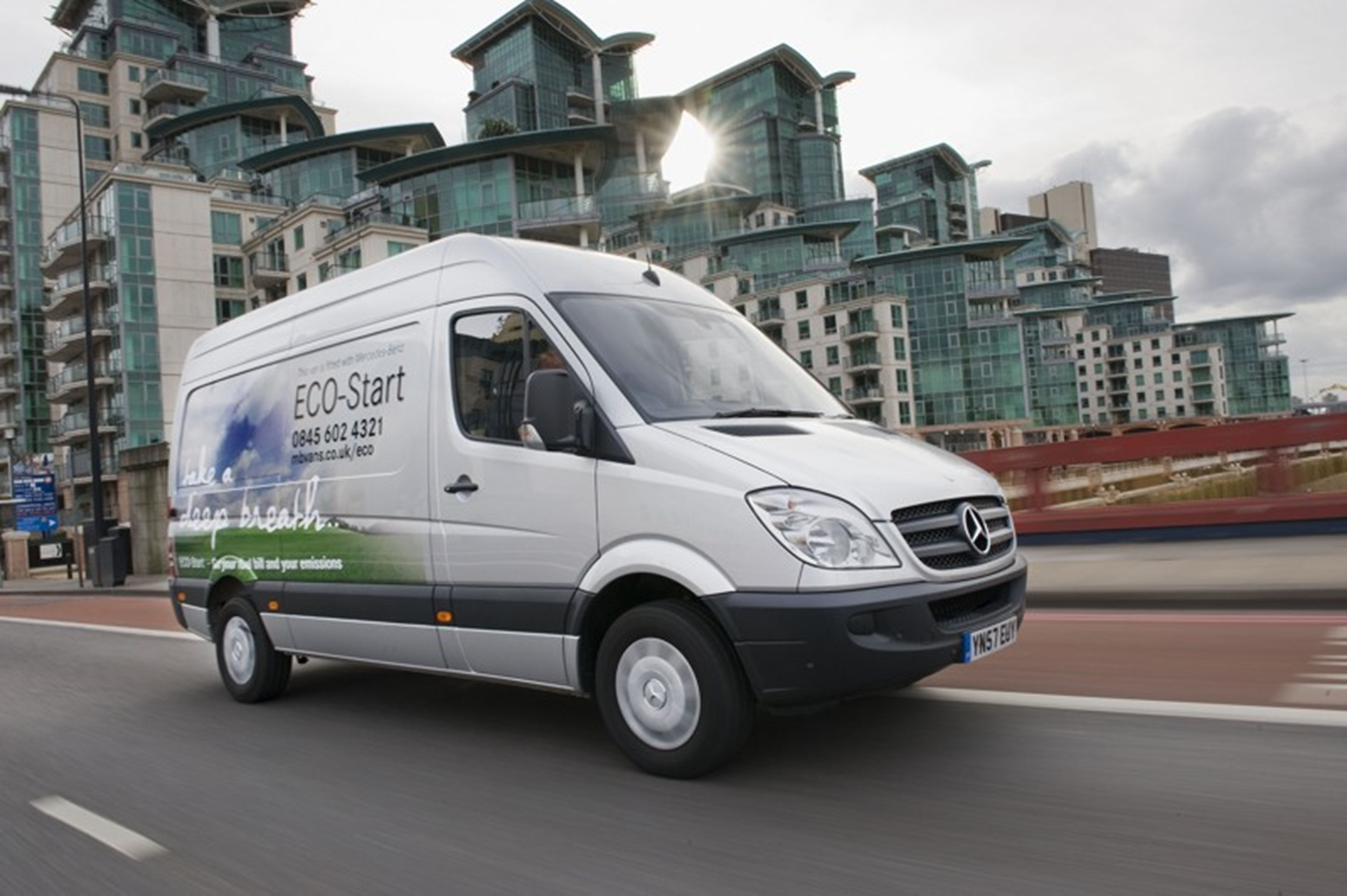 Fleet Van Awards Hails Sprinter As Best Large Panel Van