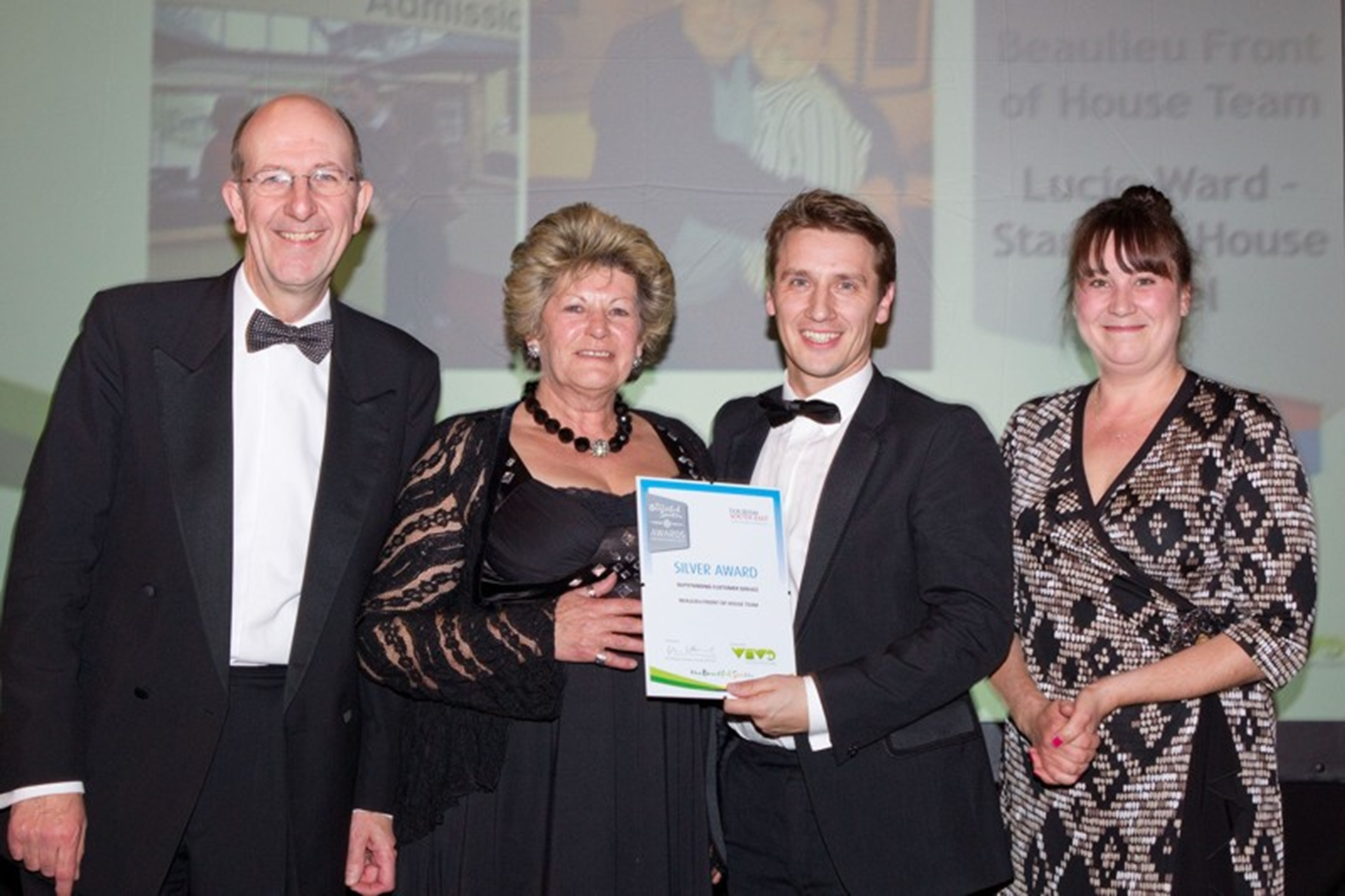 Success for Beaulieu at the Beautiful South Awards 2011