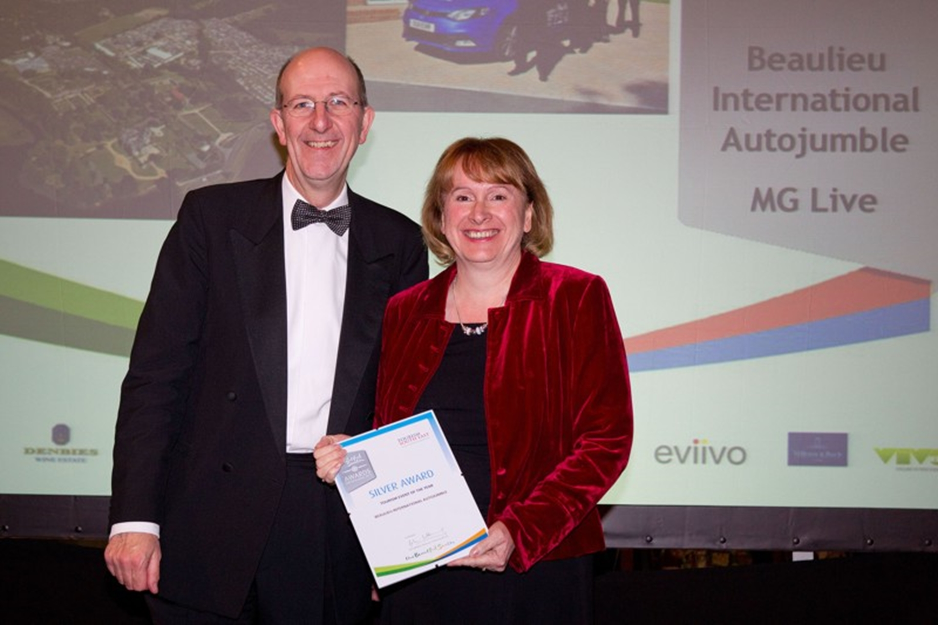 Success for Beaulieu at the Beautiful South Awards