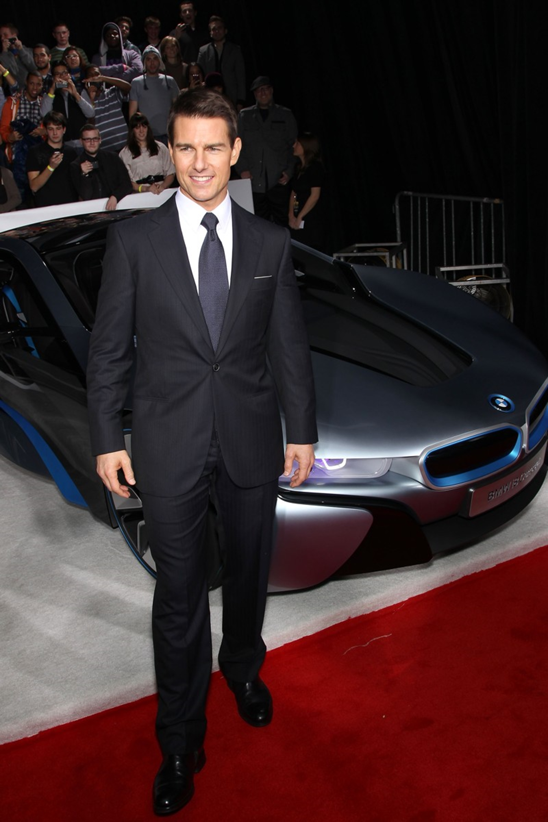 BMW: Mission Impossible 4 the Ghost Protocol