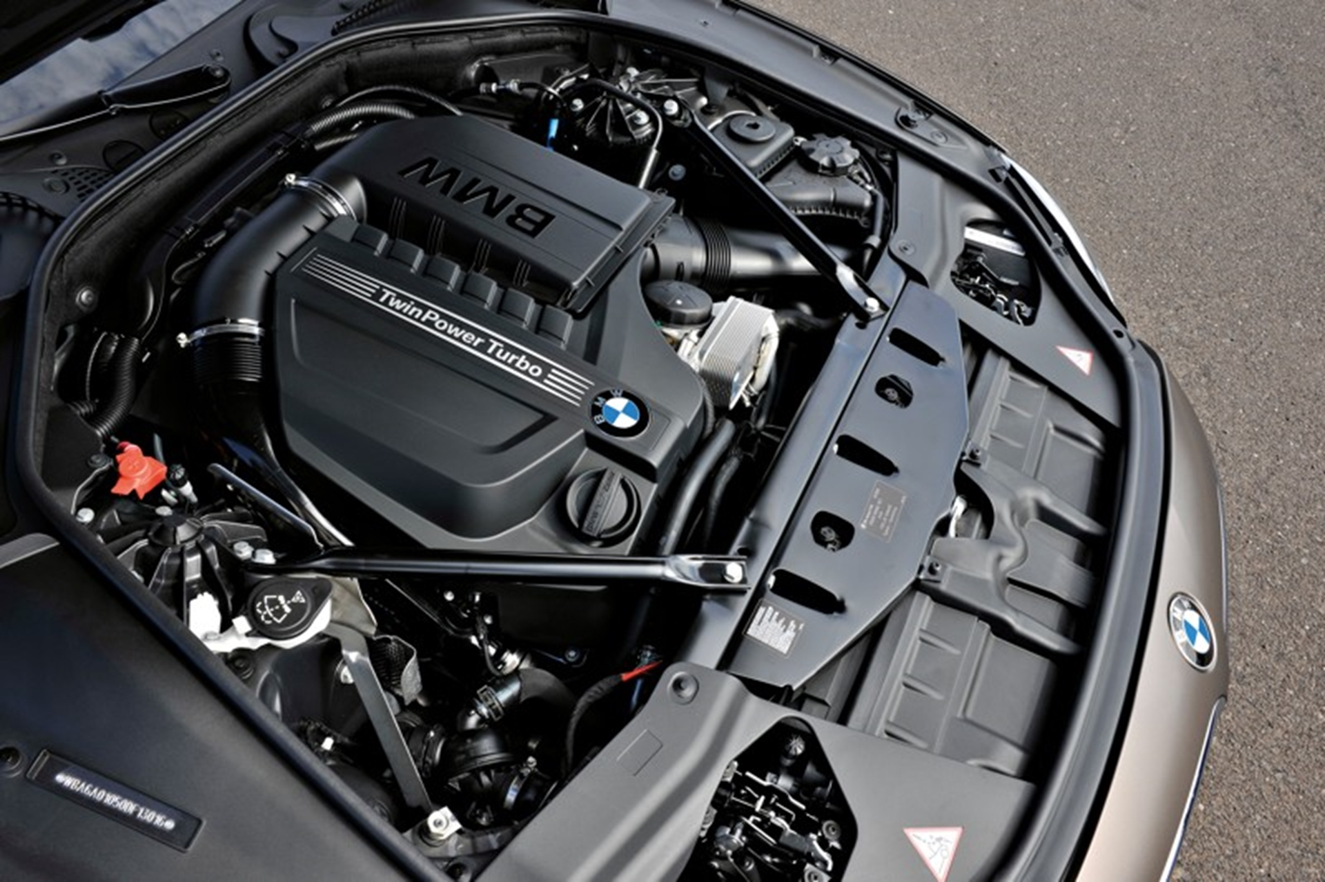 BMW Series Gran Coupe Upgraded TwinPower Turbo Cylinder Powers - 6 cylinder bmw