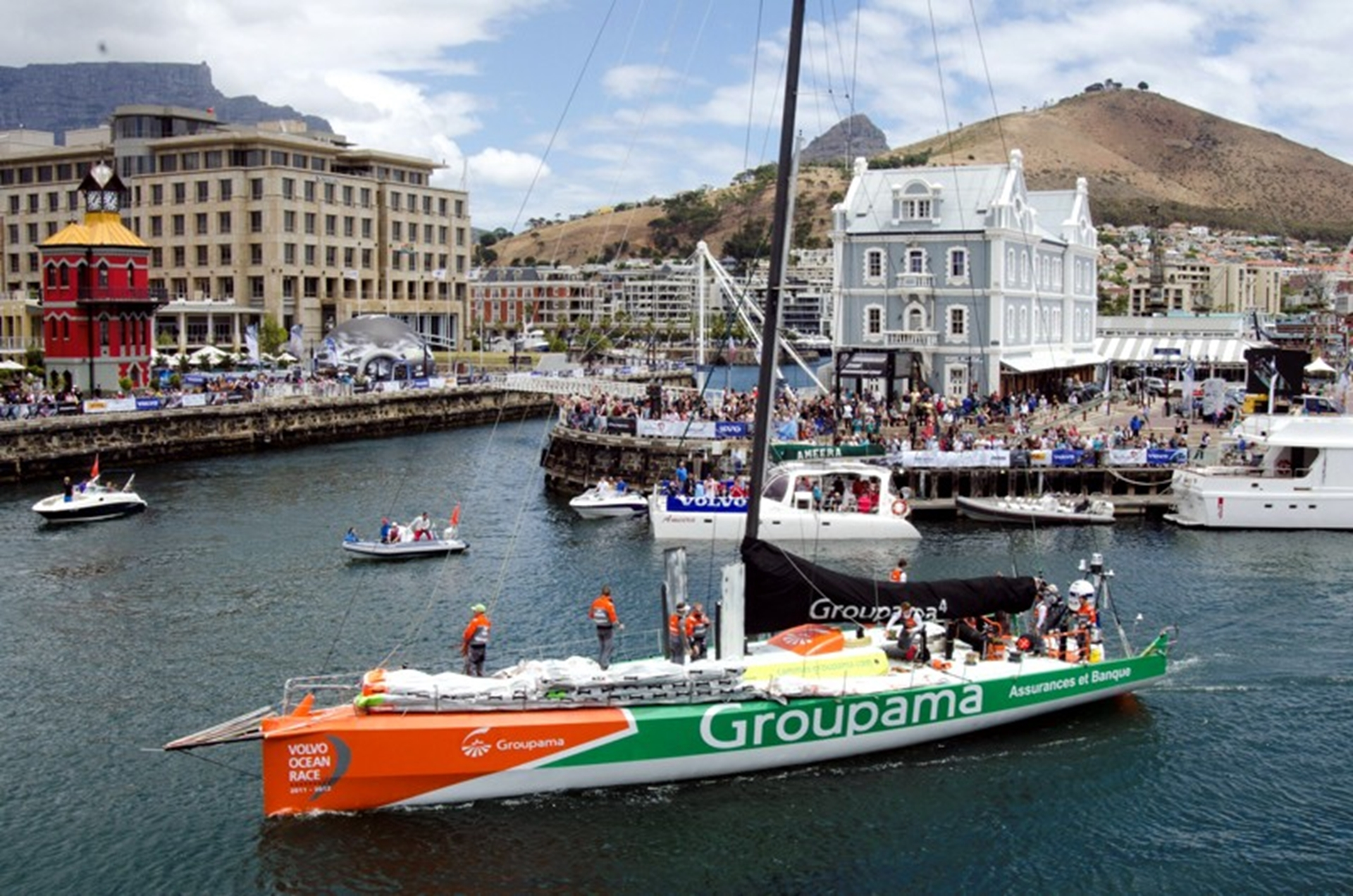 Volvo Ocean Race South Africa