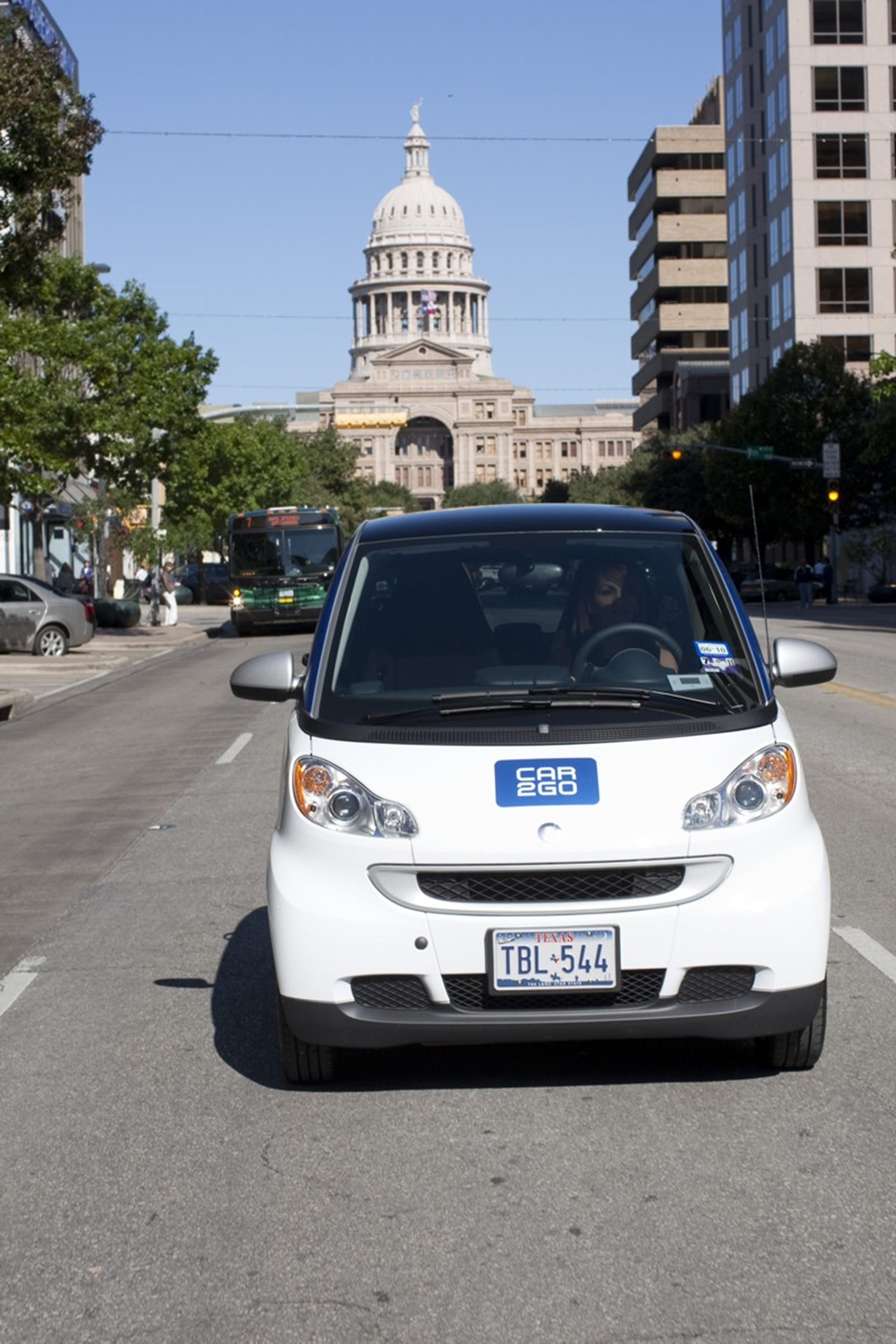 car2go State of Texas