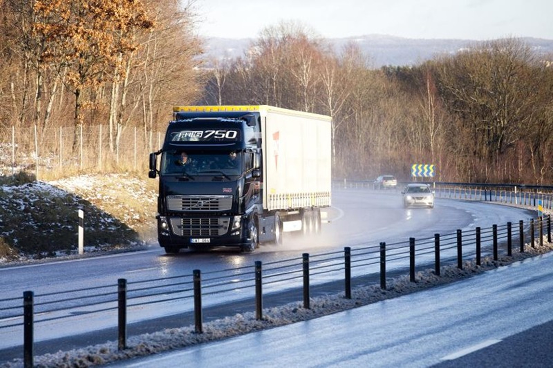 New Volvo FH16 750
