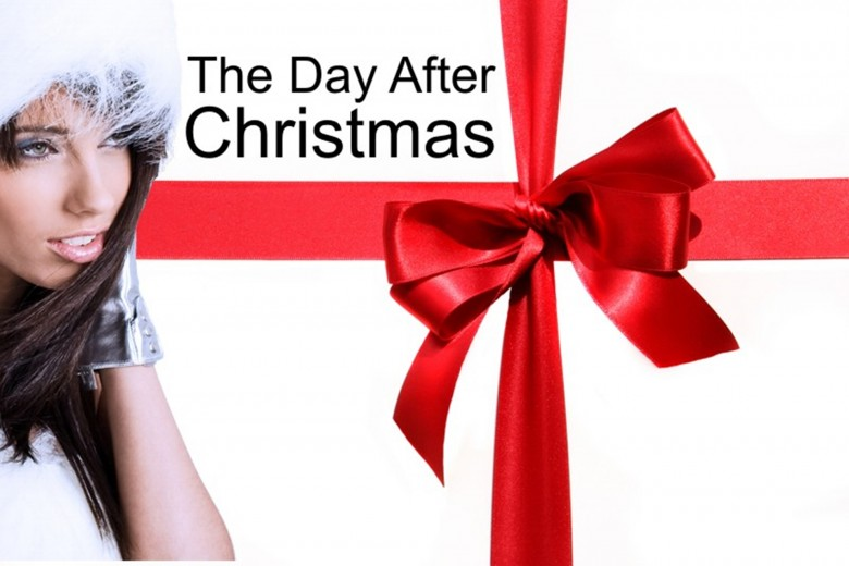 The Day after Christmas, Cyber Monday or Boxing Day