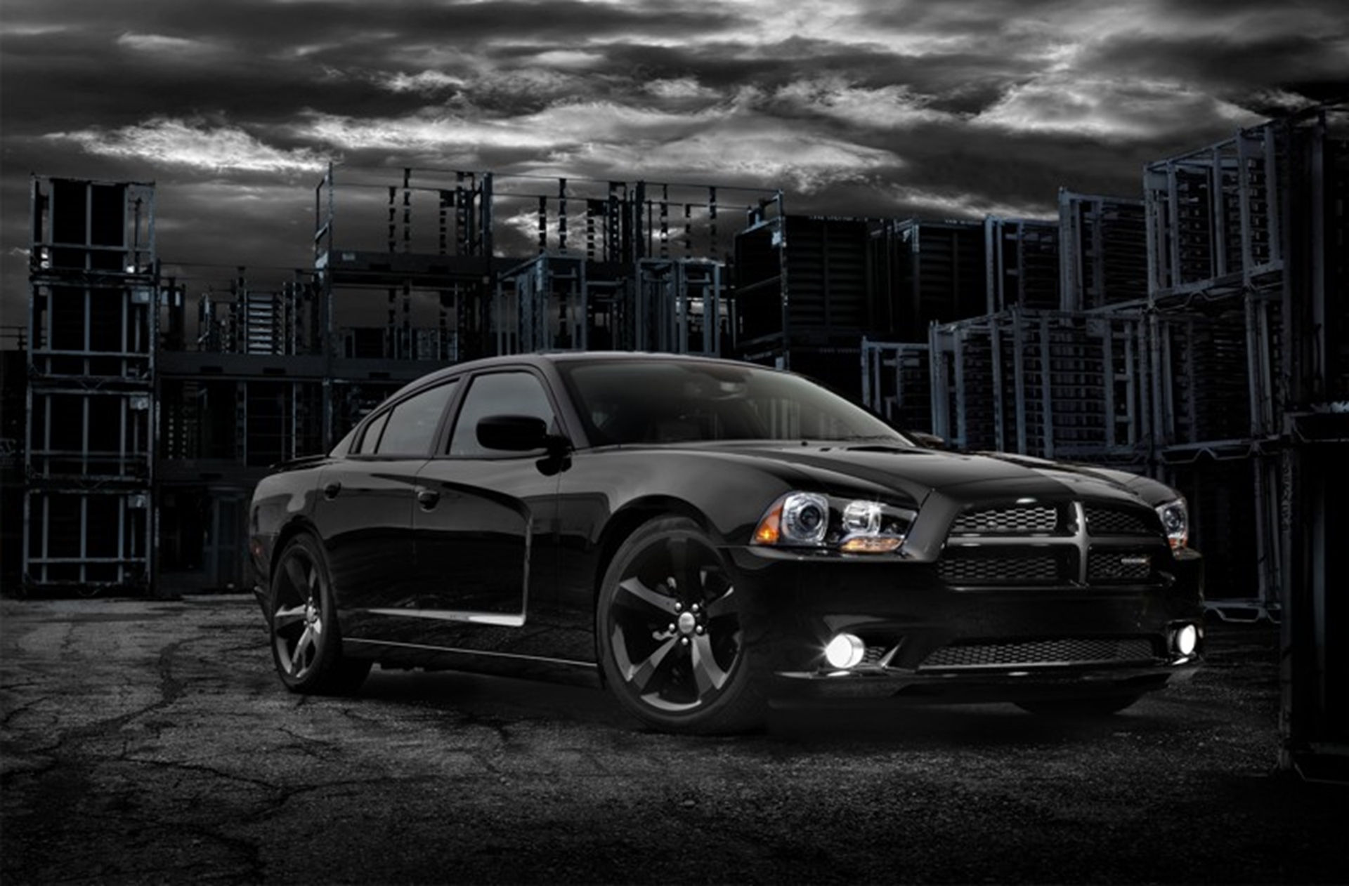 2012 Dodge Charger 2012