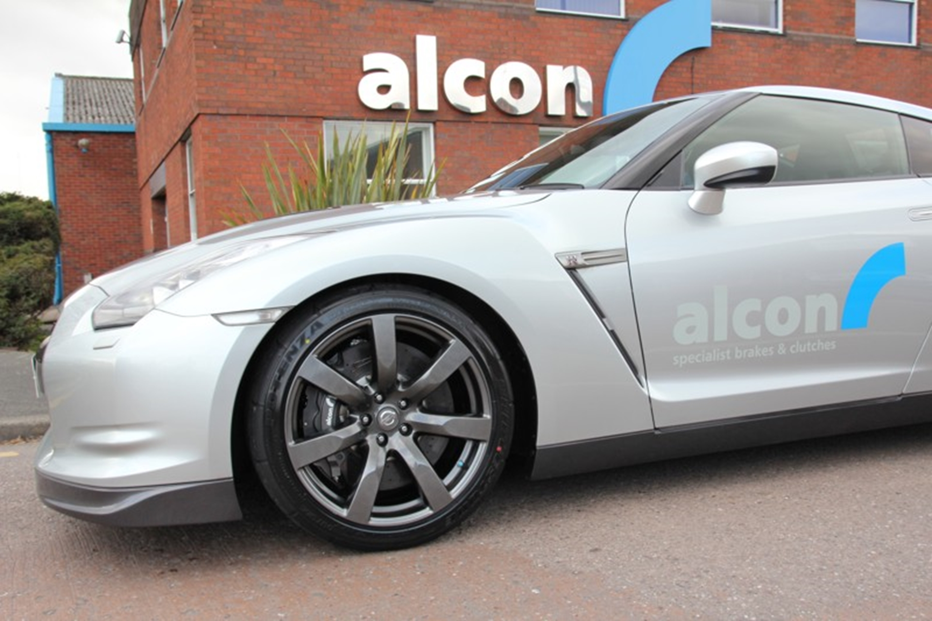 Alcon's CCX SuperKit for the Nissan R35 GT-R is available now
