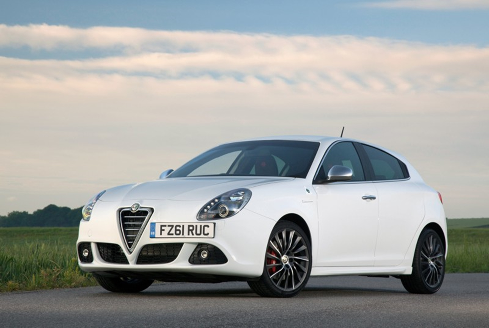 Alfa Romeo Uk Records Highest Yearly Sales Figure Since 2002