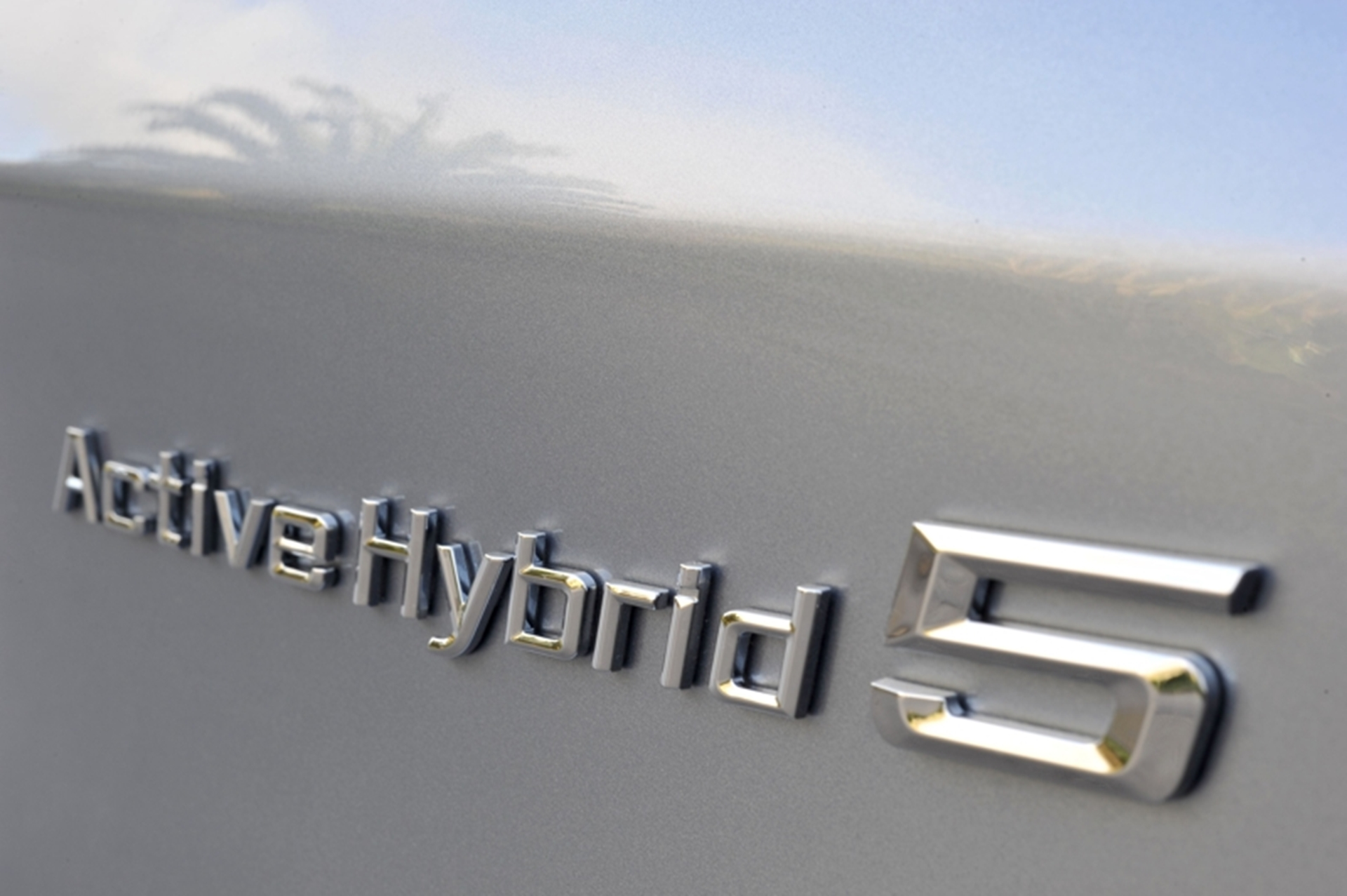 BMW ActiveHybrid 5 logo