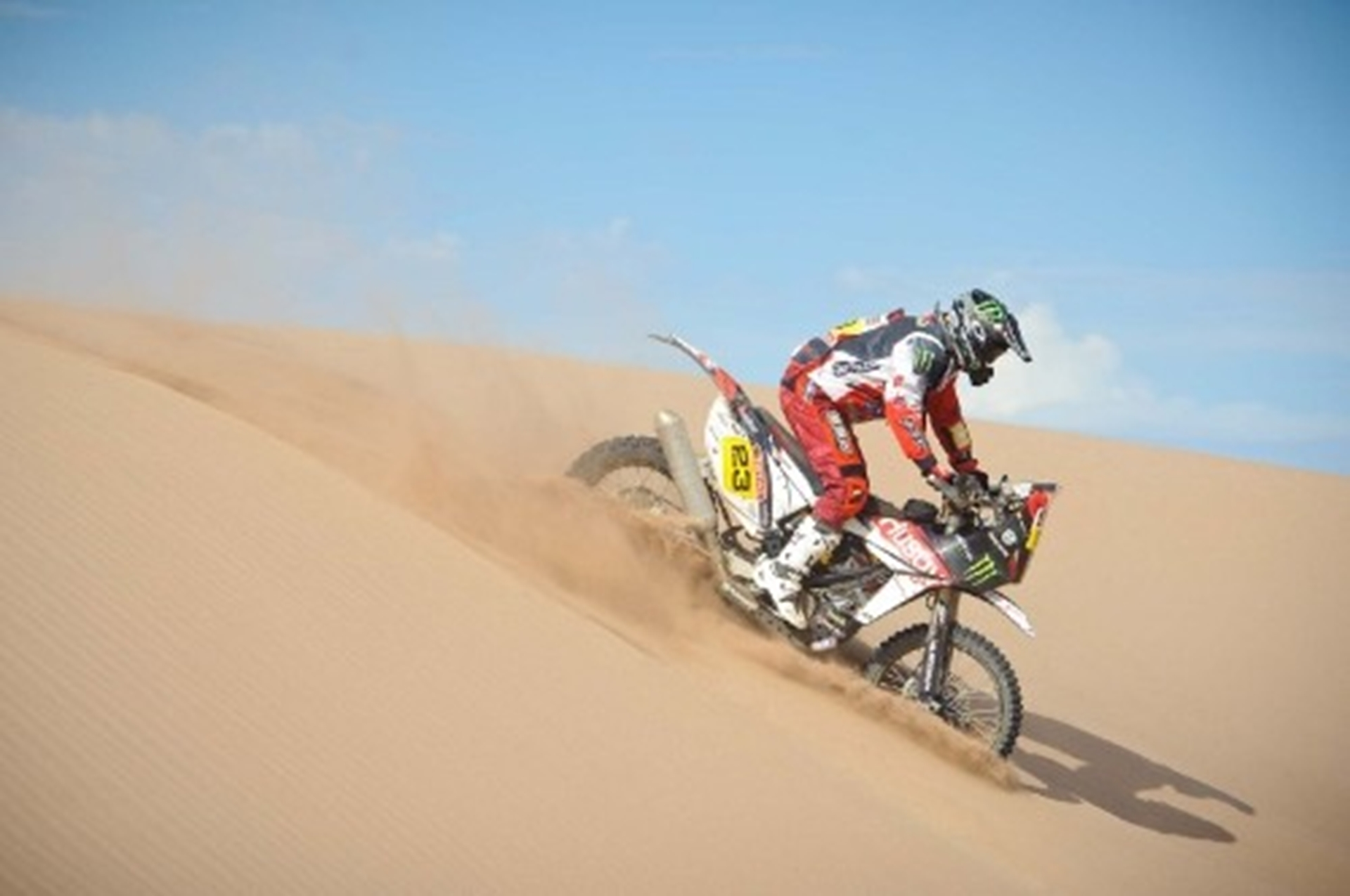 BMW Dakar 2012 Day 5
