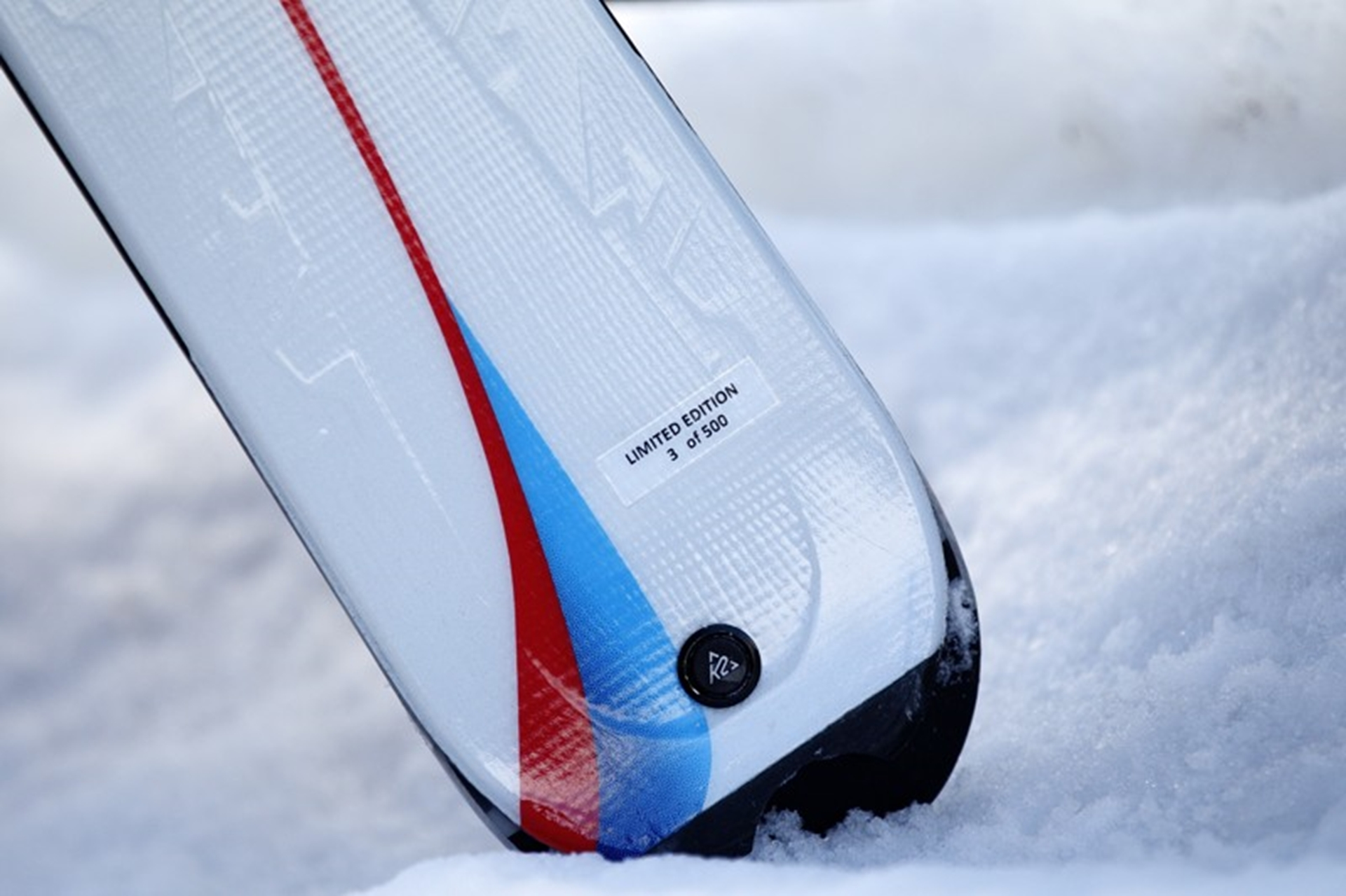 K2 LTD BMW M Design Ski