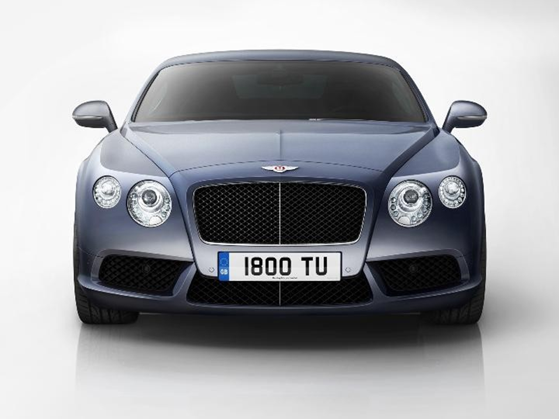 Bentley ContinentaGT V8 Detroit