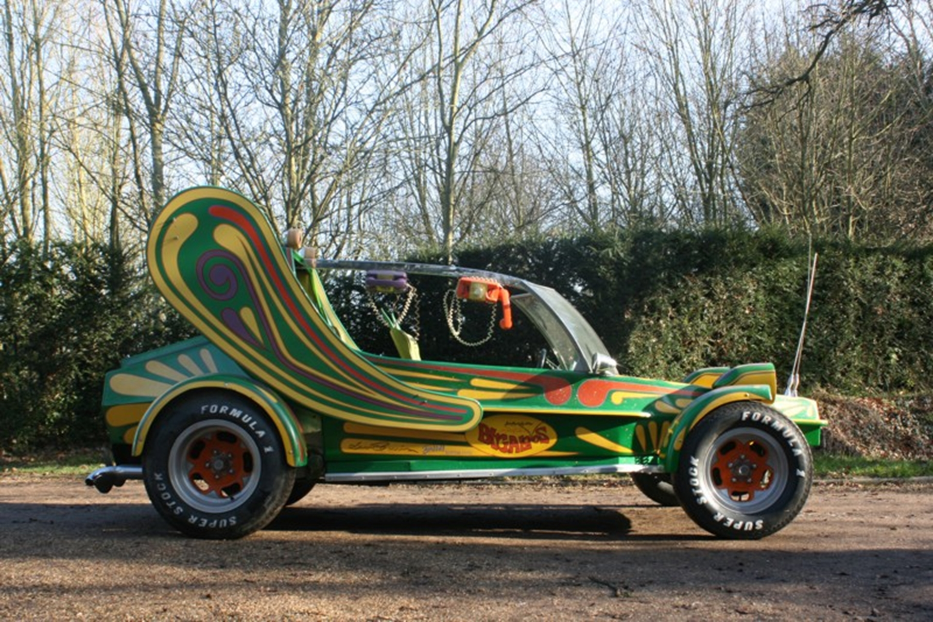 The Bugaloos Buggy
