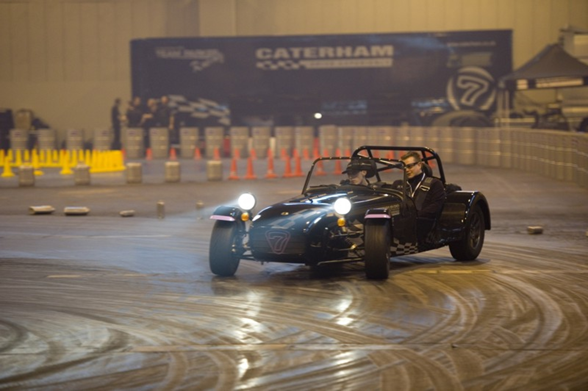 Caterham set to thrill at Autosport International