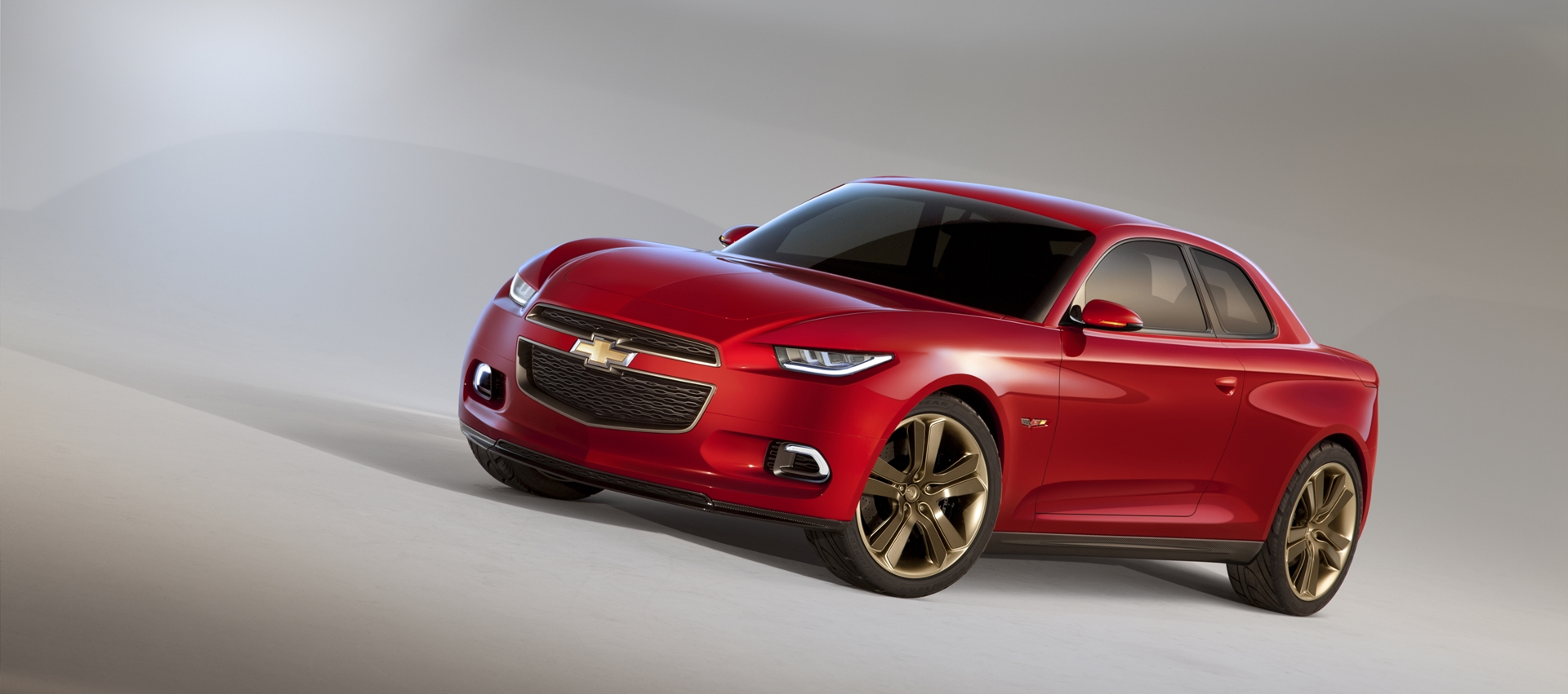 One of Chevrolet's concept vehicles from 2012 NAIAS