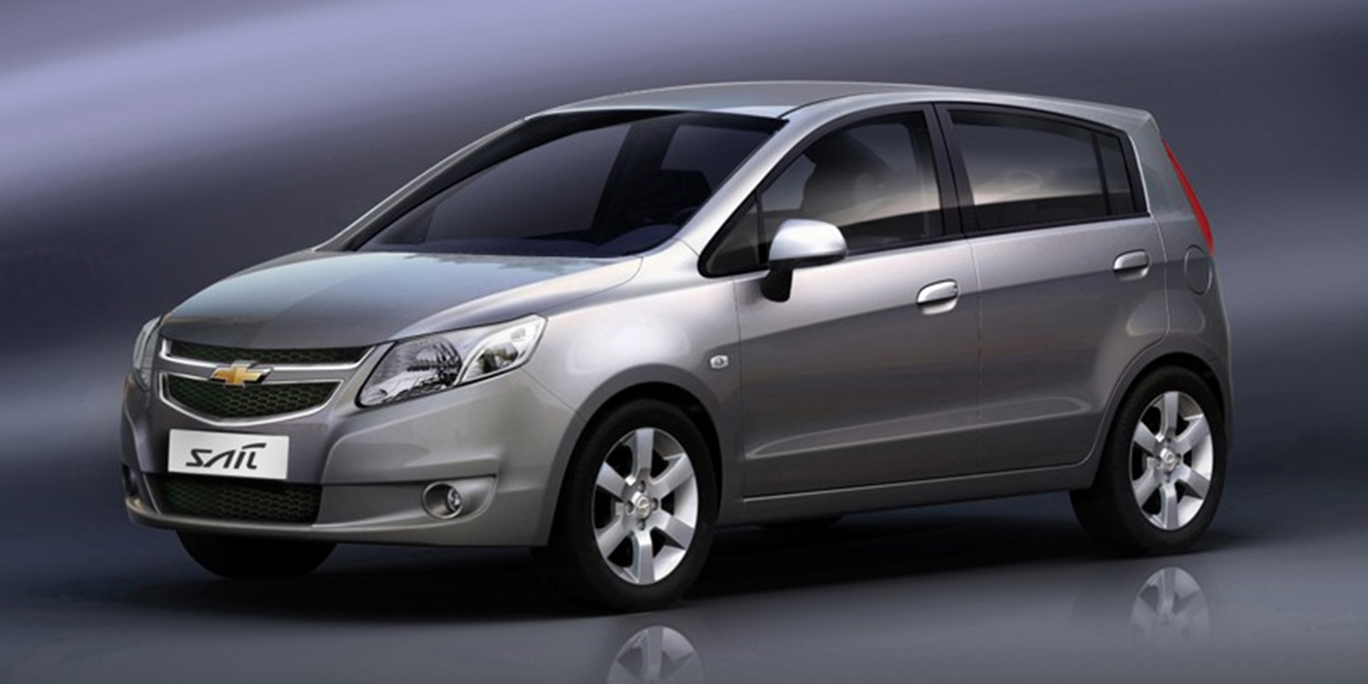 Chevrolet Sail Hatchback 2012