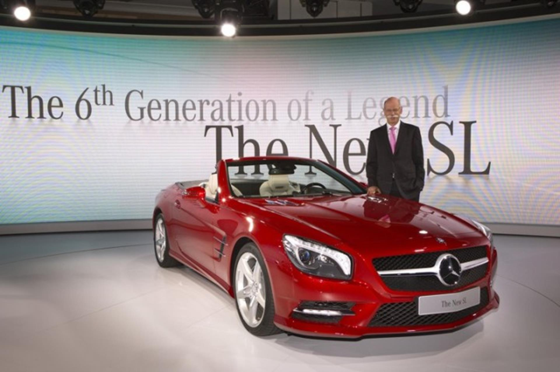 Dr. Dieter Zetsche, Chairman of the Board of Management