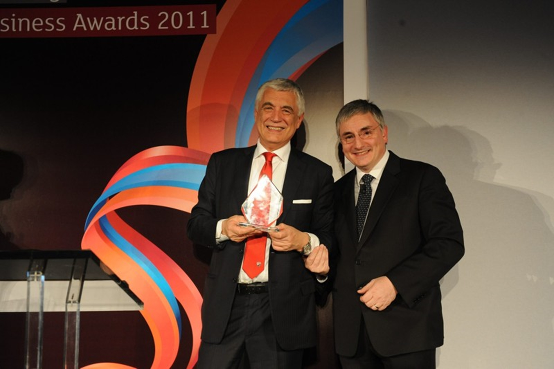 Ducati receives Brand Recognition Award from UK Government