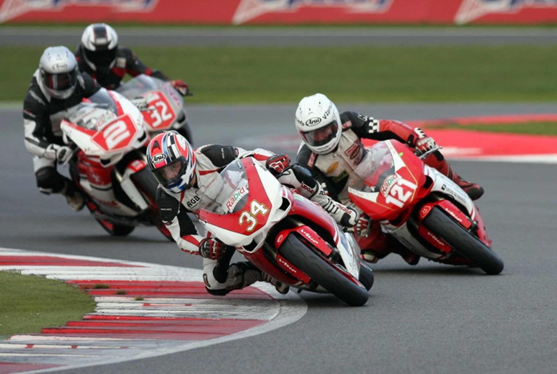 The Ducati 848 Challenge returns for 2012