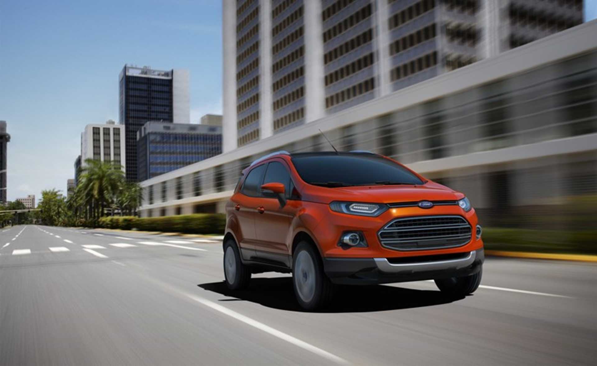 Ford Eco Sport 2012