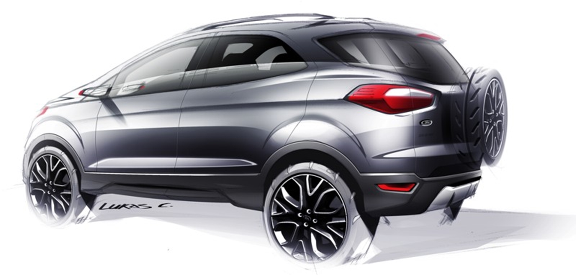 Ford Eco Sport Design