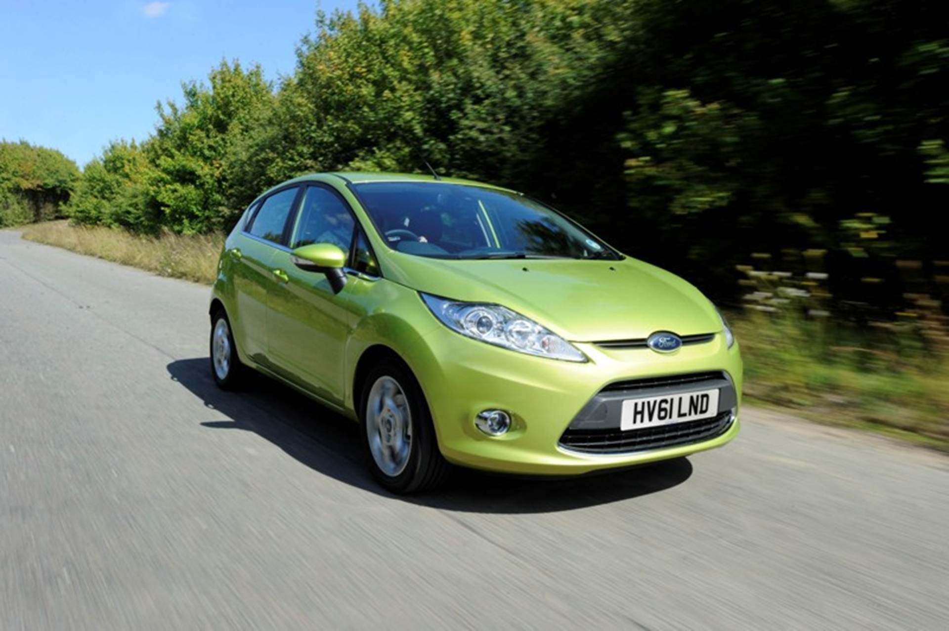 Ford Fiesta is the UK best seller for the third successive year