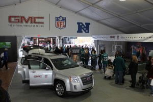 super bowl GMC