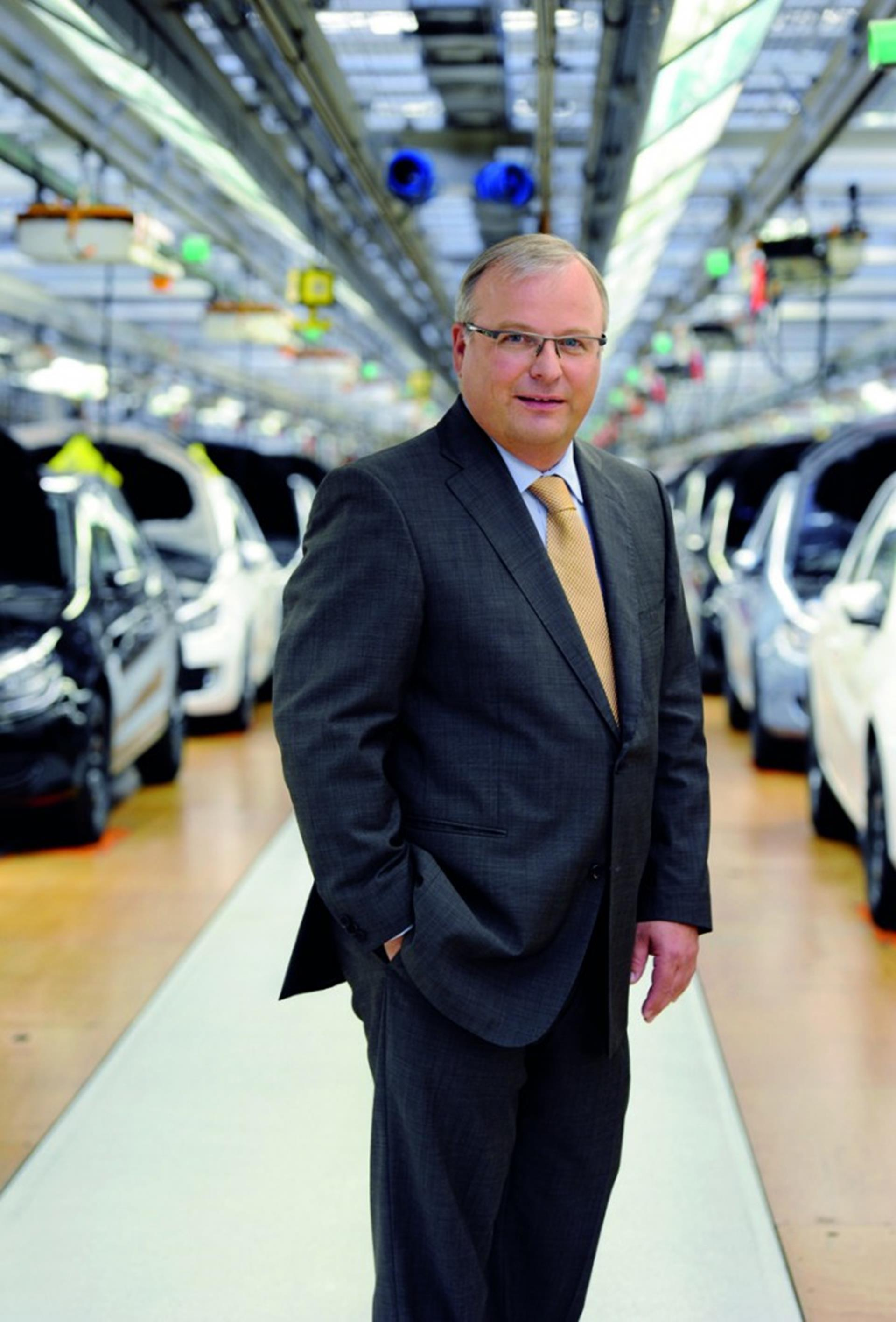 Phil Scanlan, new passenger sales director for Continental