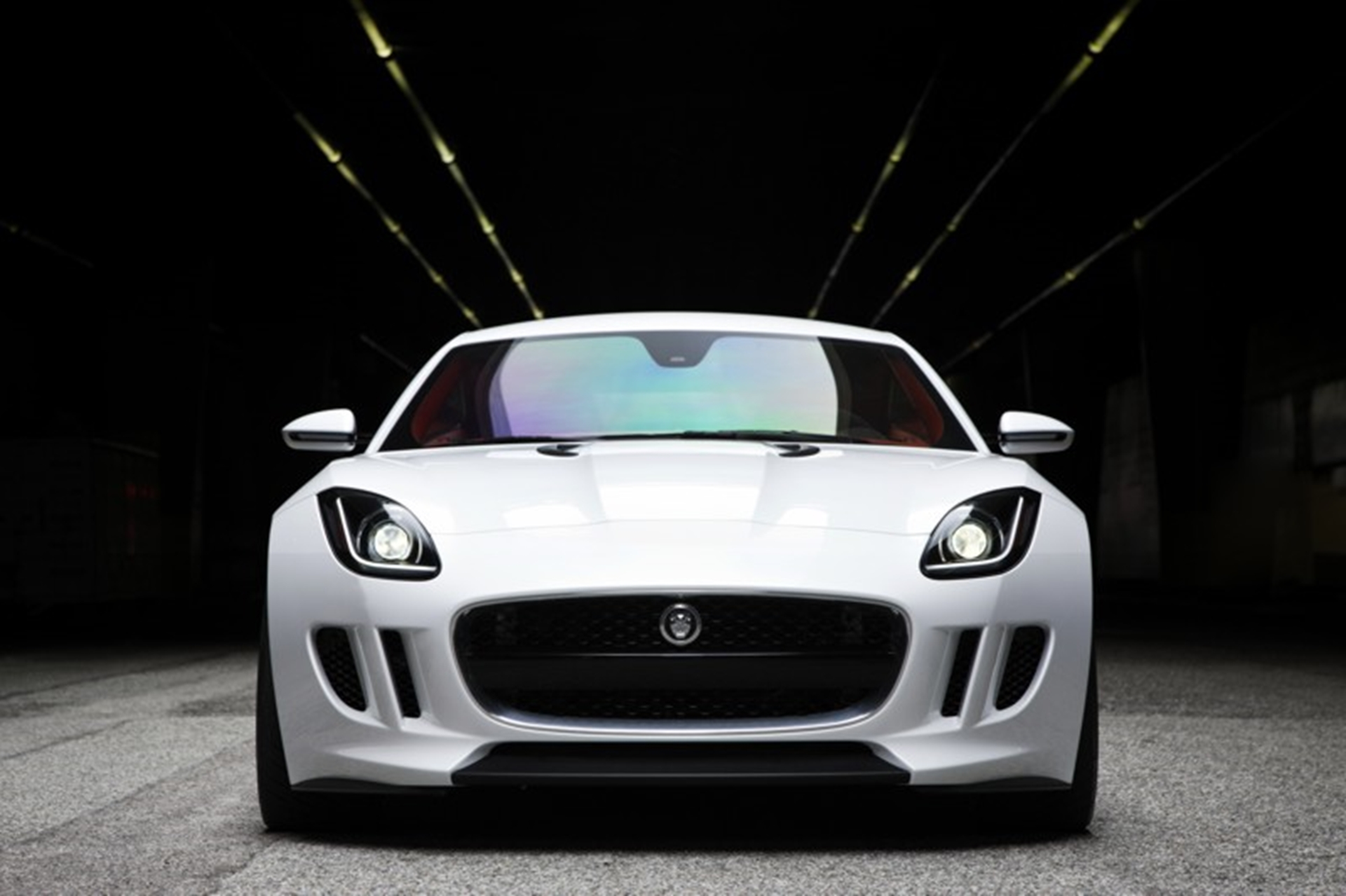 The Jaguar C-X16 Concept