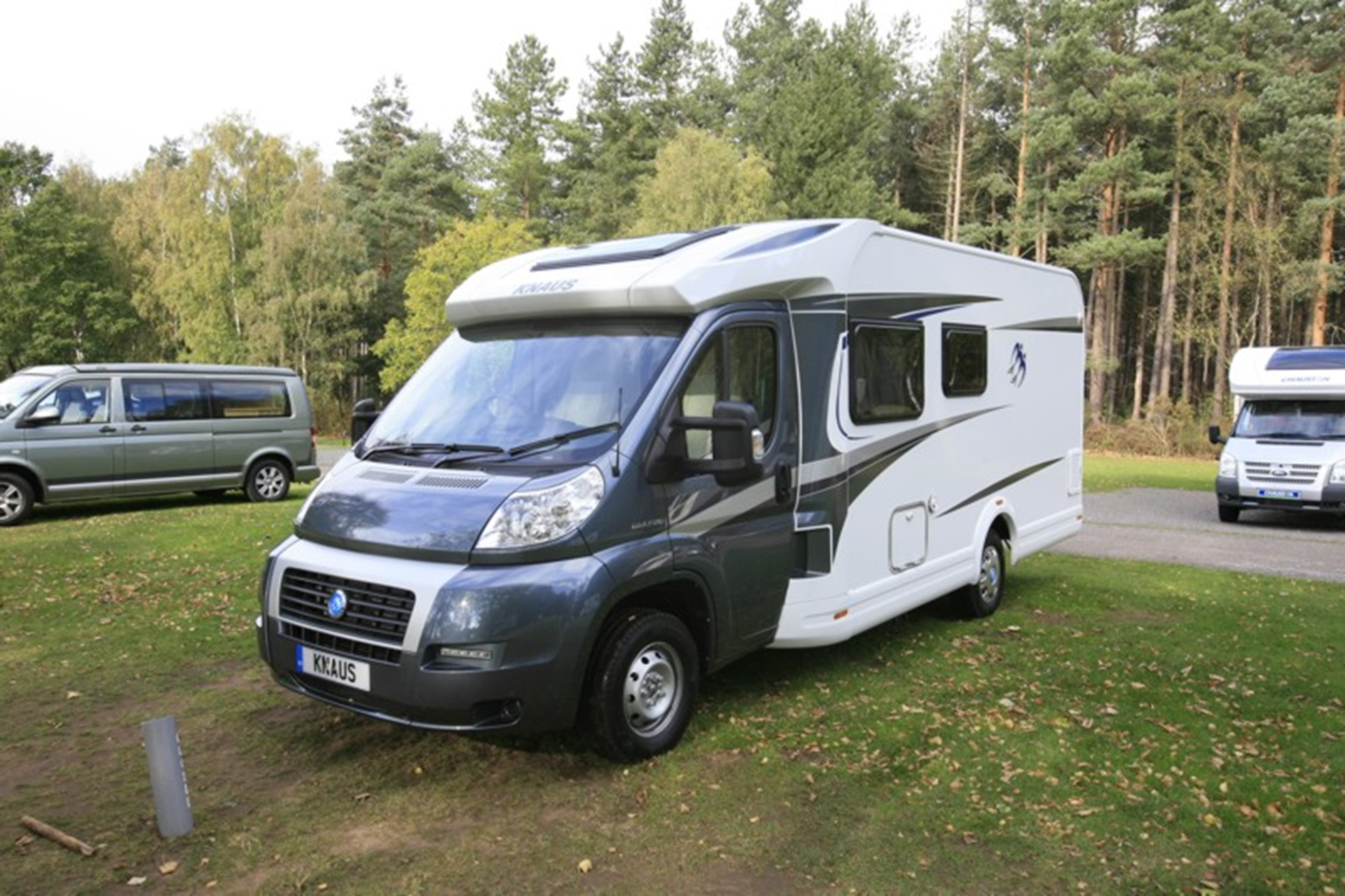 The Motorhome of the Year 2012 – the Knaus Sky TI 650 MF