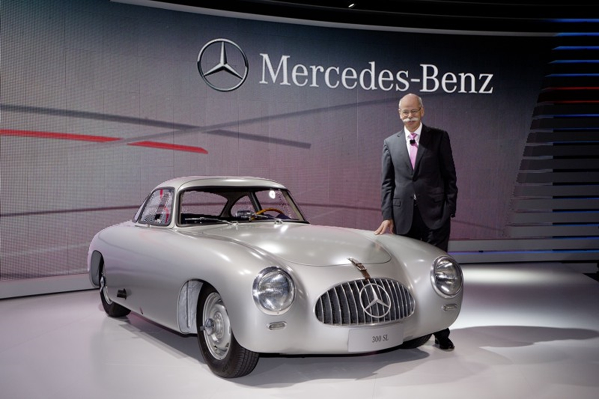 Mercedes-Benz 300 SL of 1952