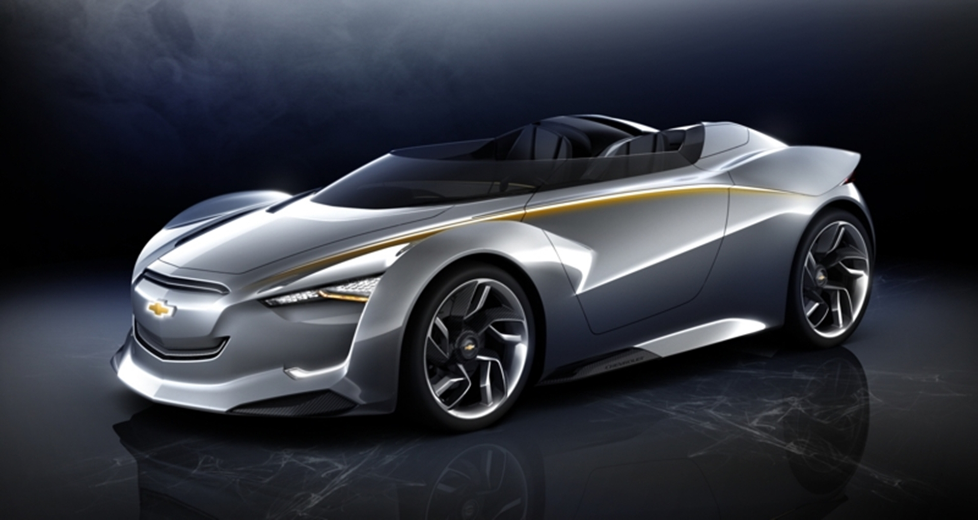 Miray Roadster Concept Vehicle