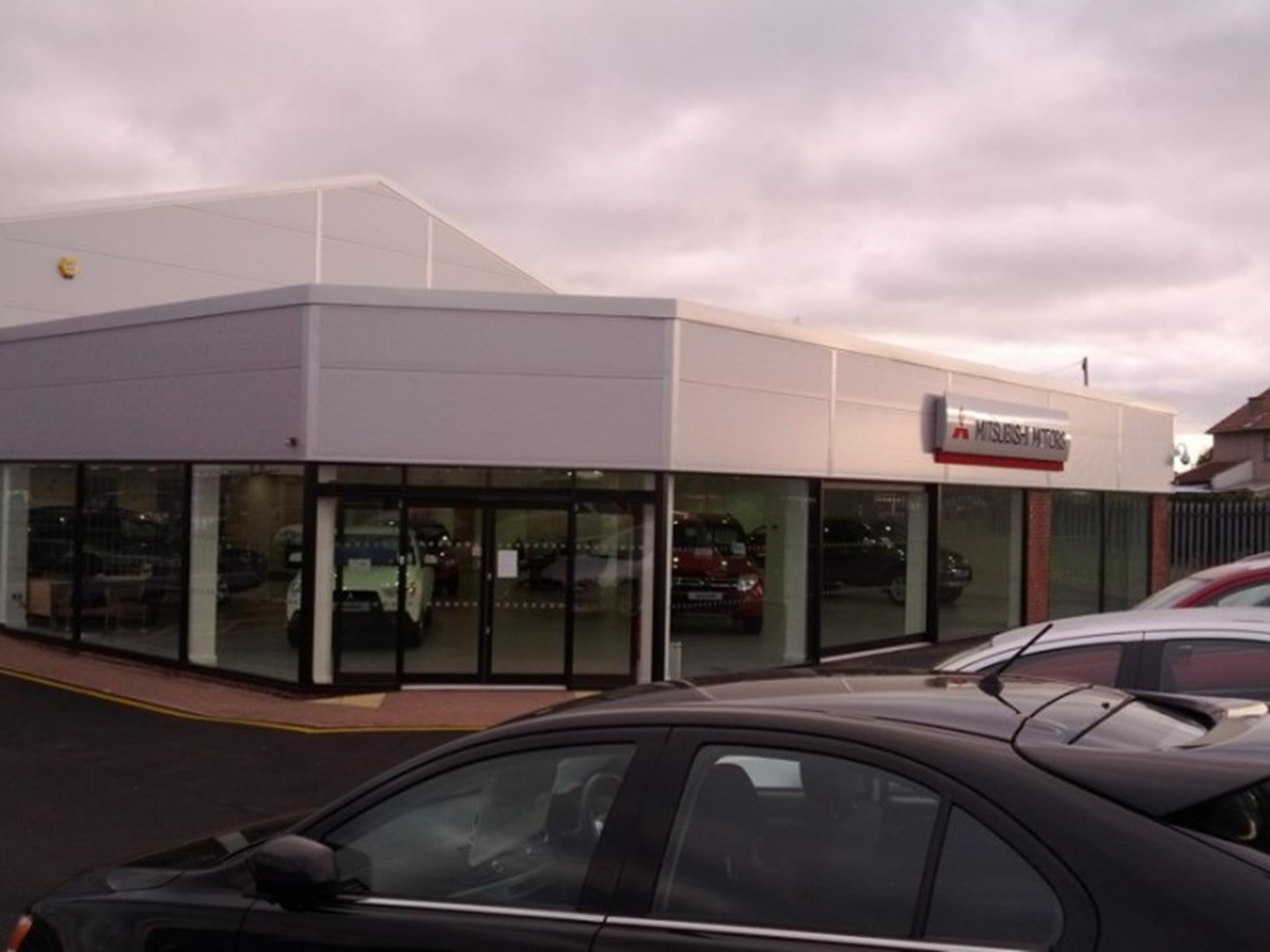 MITSUBISHI MOTORS IN THE UK ANNOUNCES A NEW DEALER IN ...
