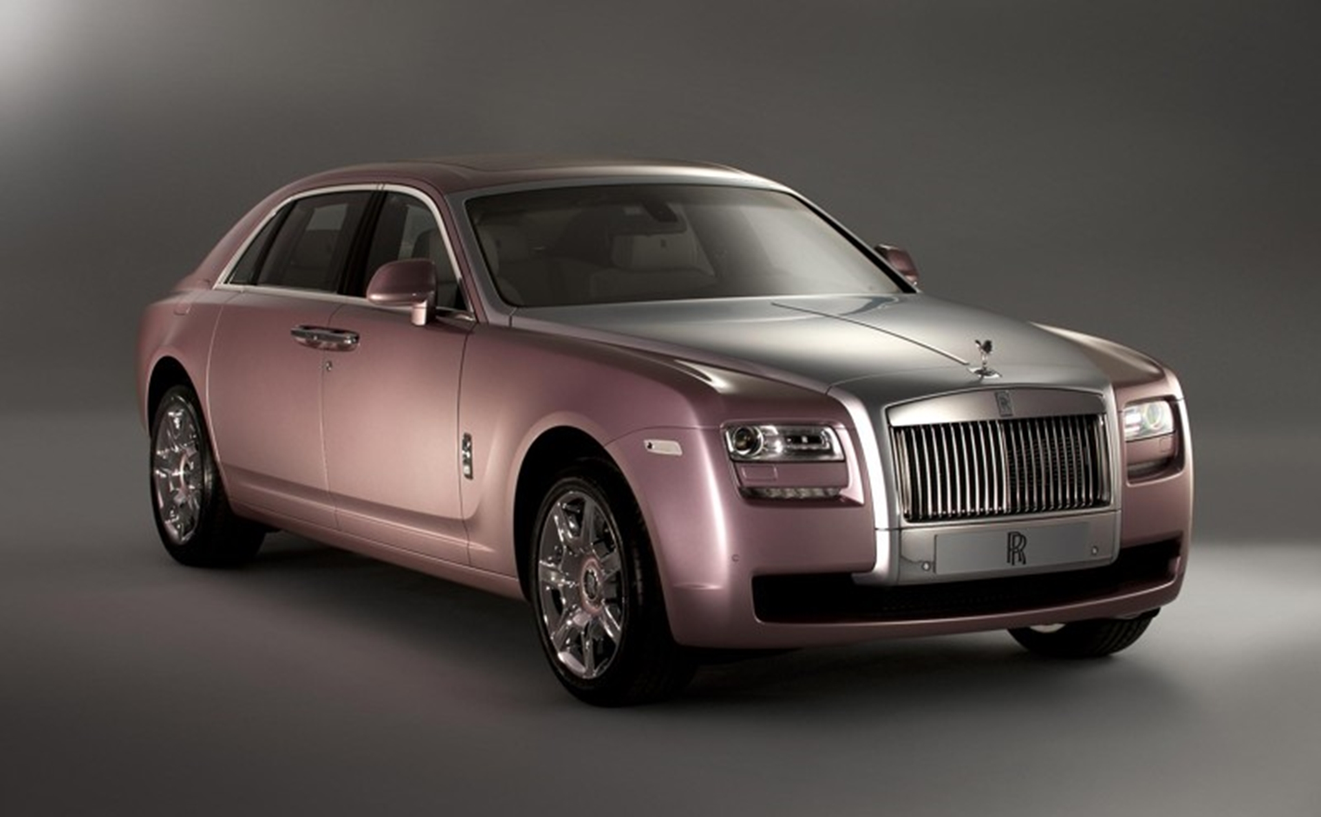 Rolls-Royce Motor Cars Rose Quartz Ghost