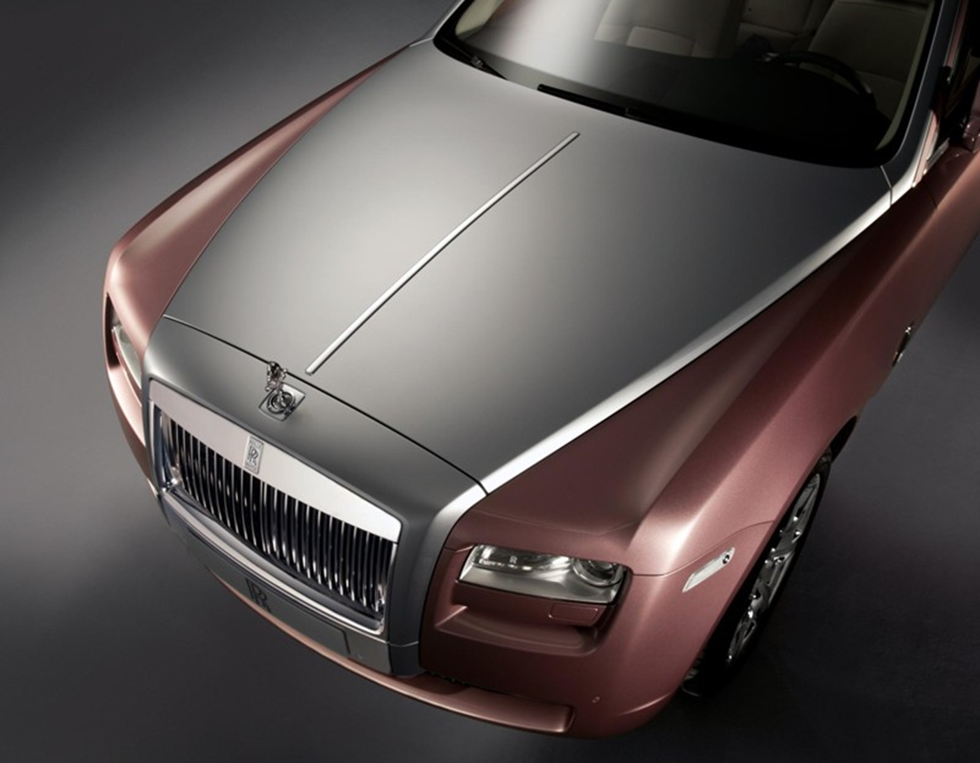 Rolls-Royce Motor Cars Rose Quartz Ghost 2012