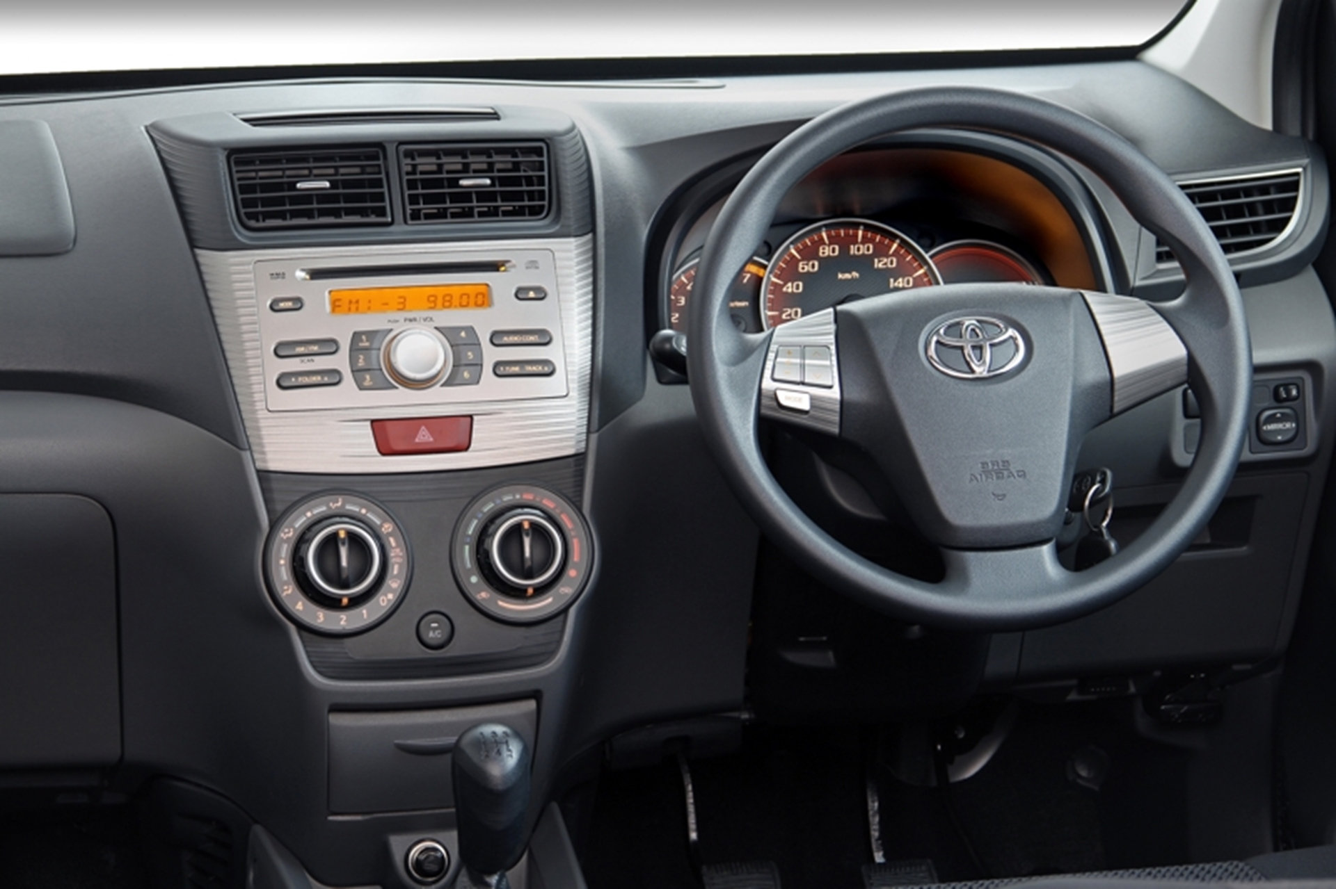 Toyota Avanza Fits Any Family