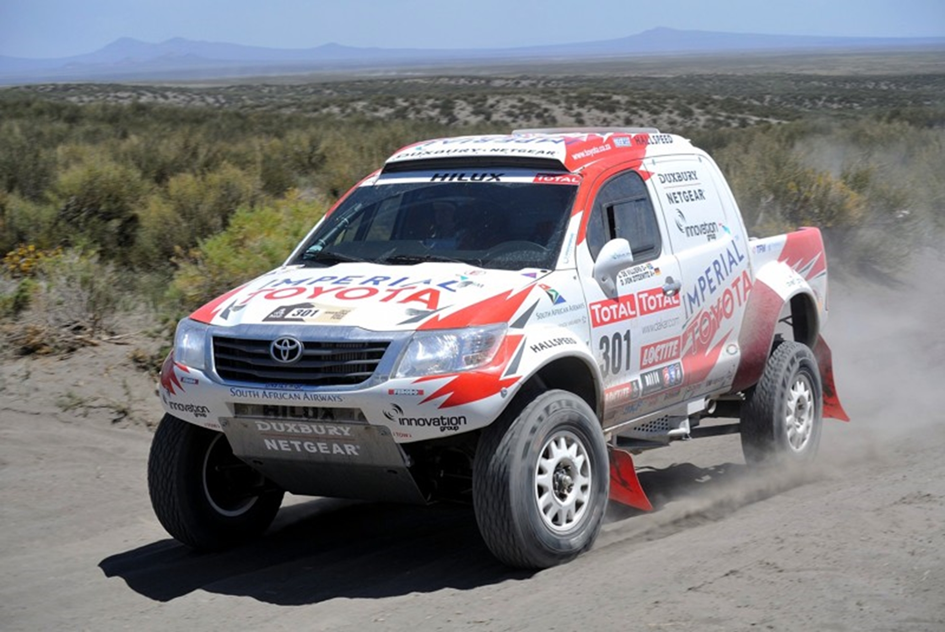 3d Car Shows Toyota Dakar Hilux For Sale
