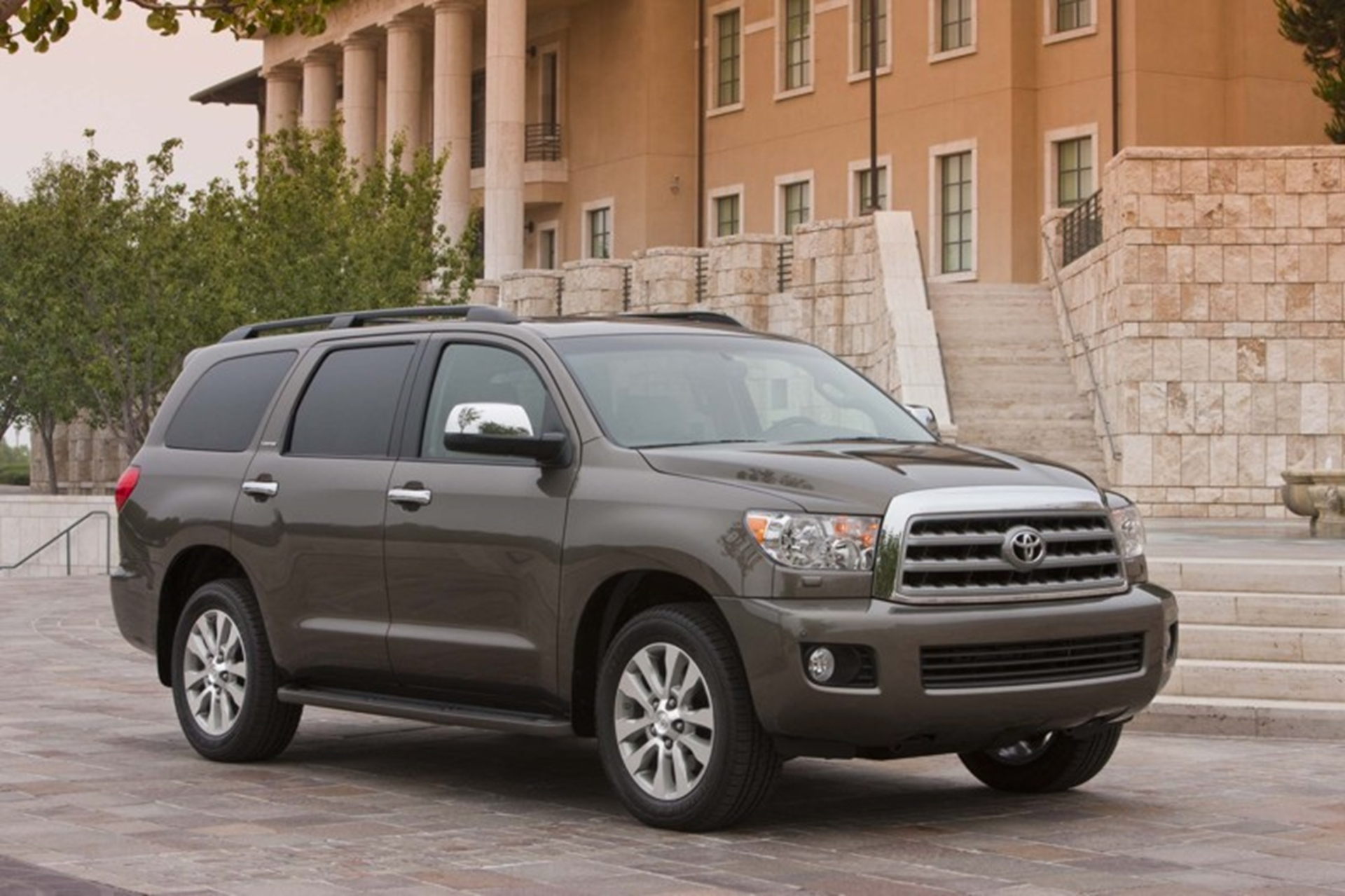 toyota sequoia sr5 i am trying to install a towing converter