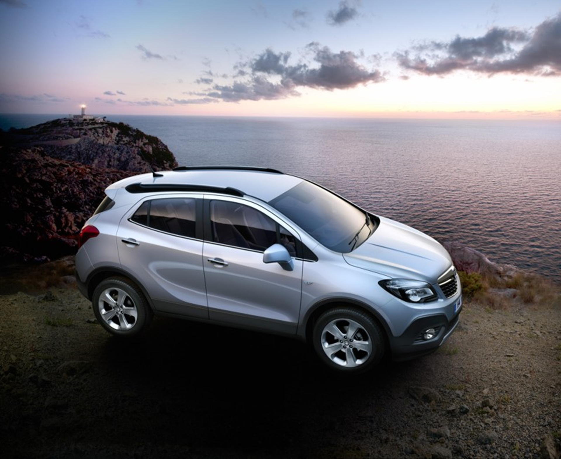 The Vauxhall Mokka