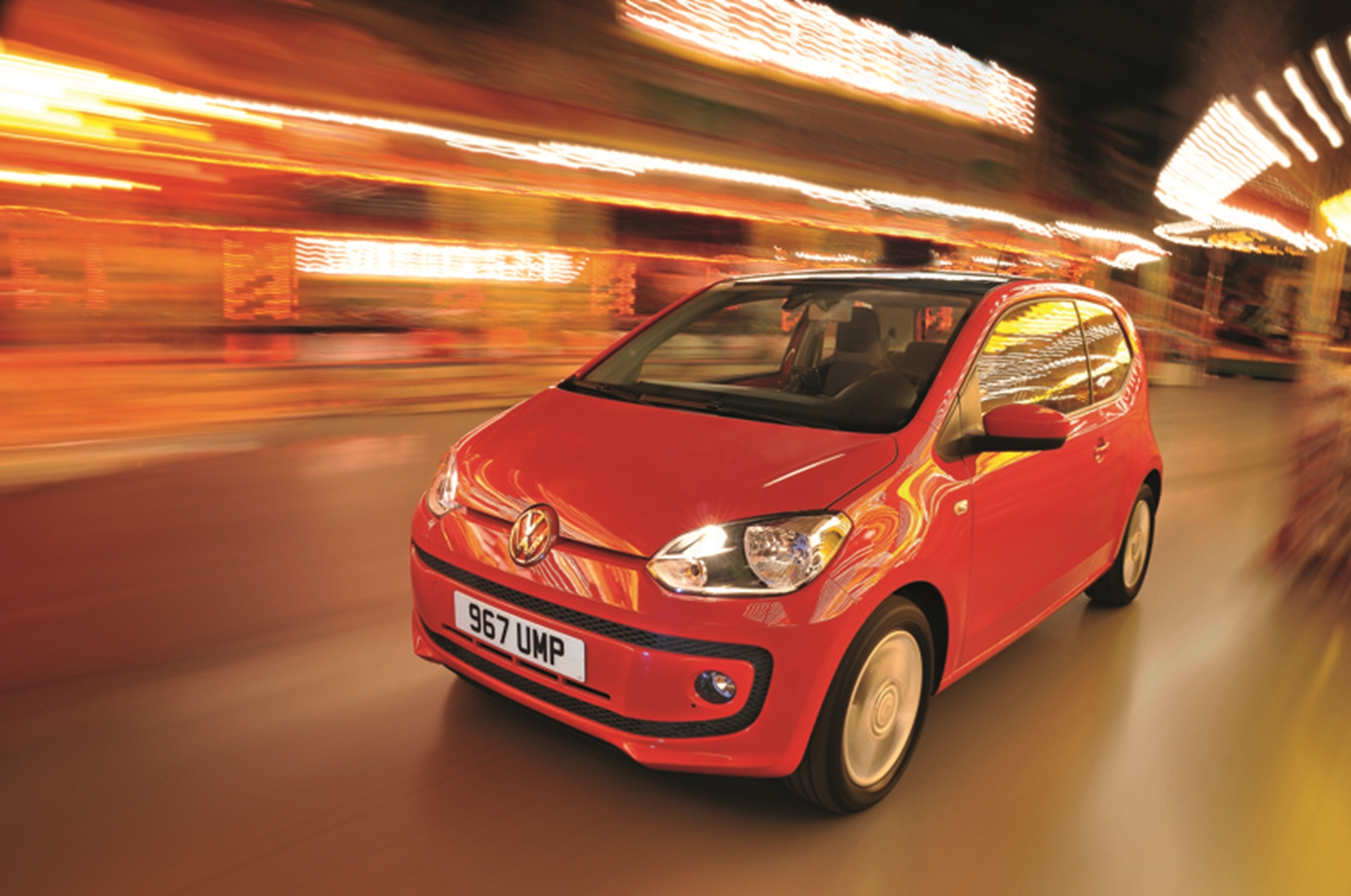 Volkswagen Up triumphs at 2012 What Car? Awards
