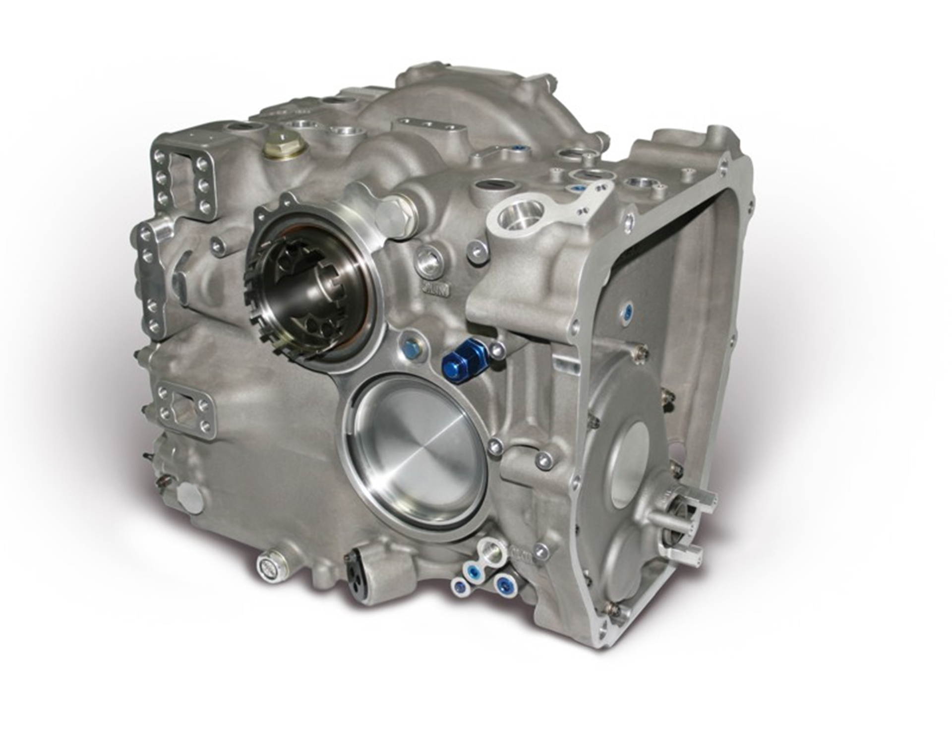 Xtrac 1011 transmission developed for IndyCar race series