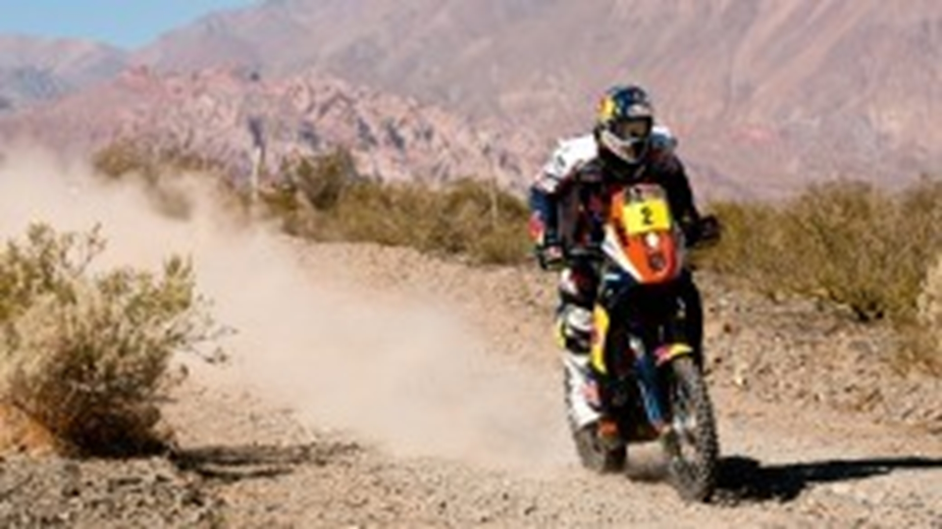 Cyril Despres Dakar