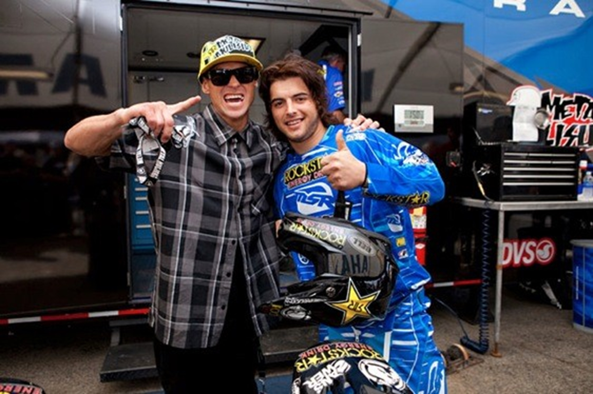 Deegan Izzi Supercross
