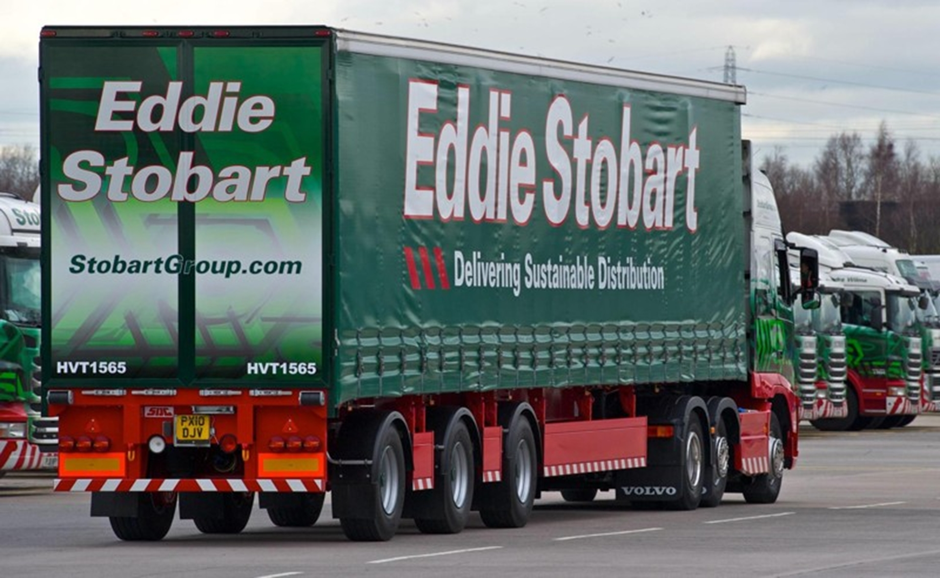 Eddie Stobart Leads Innovation With First Delivery Using