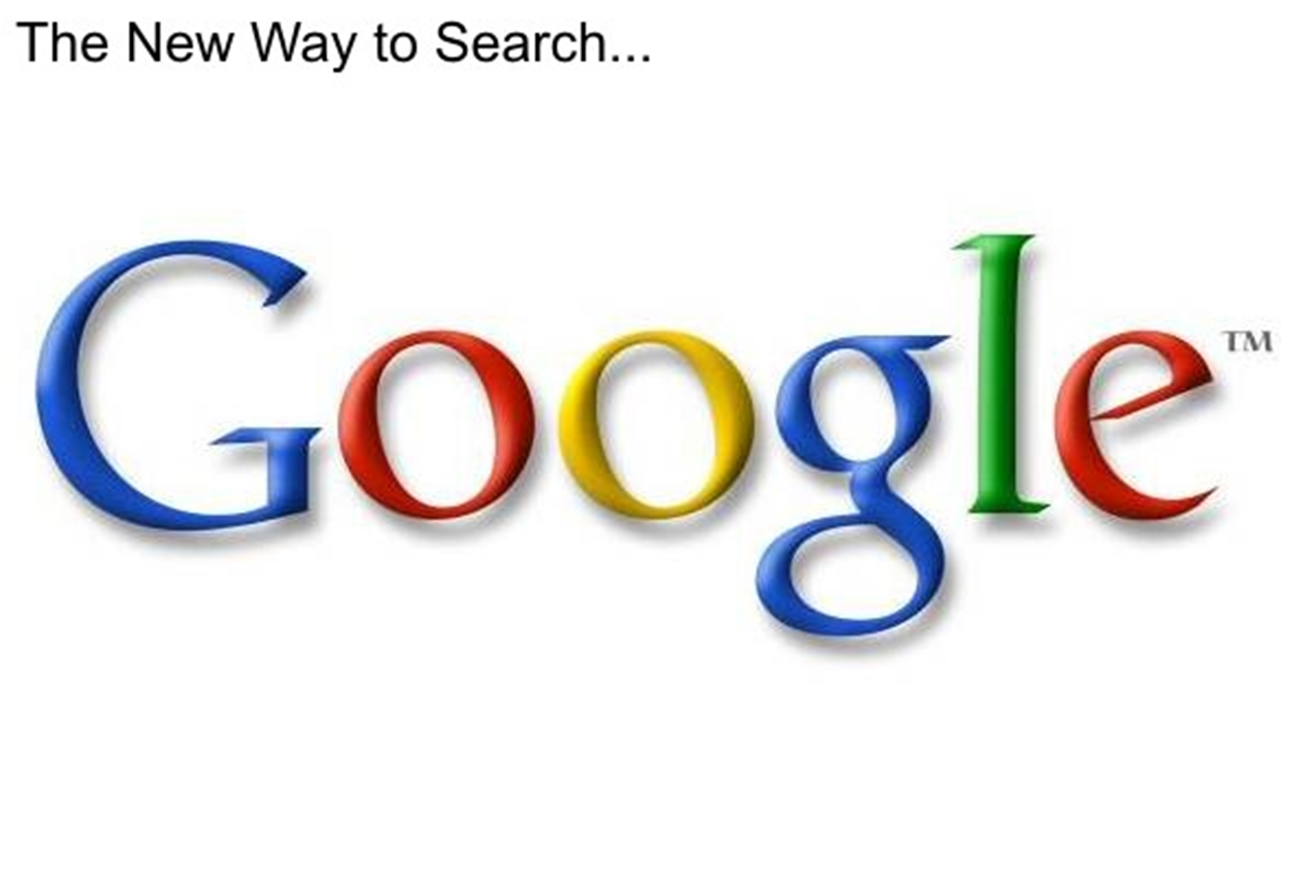 Google New Way To Search