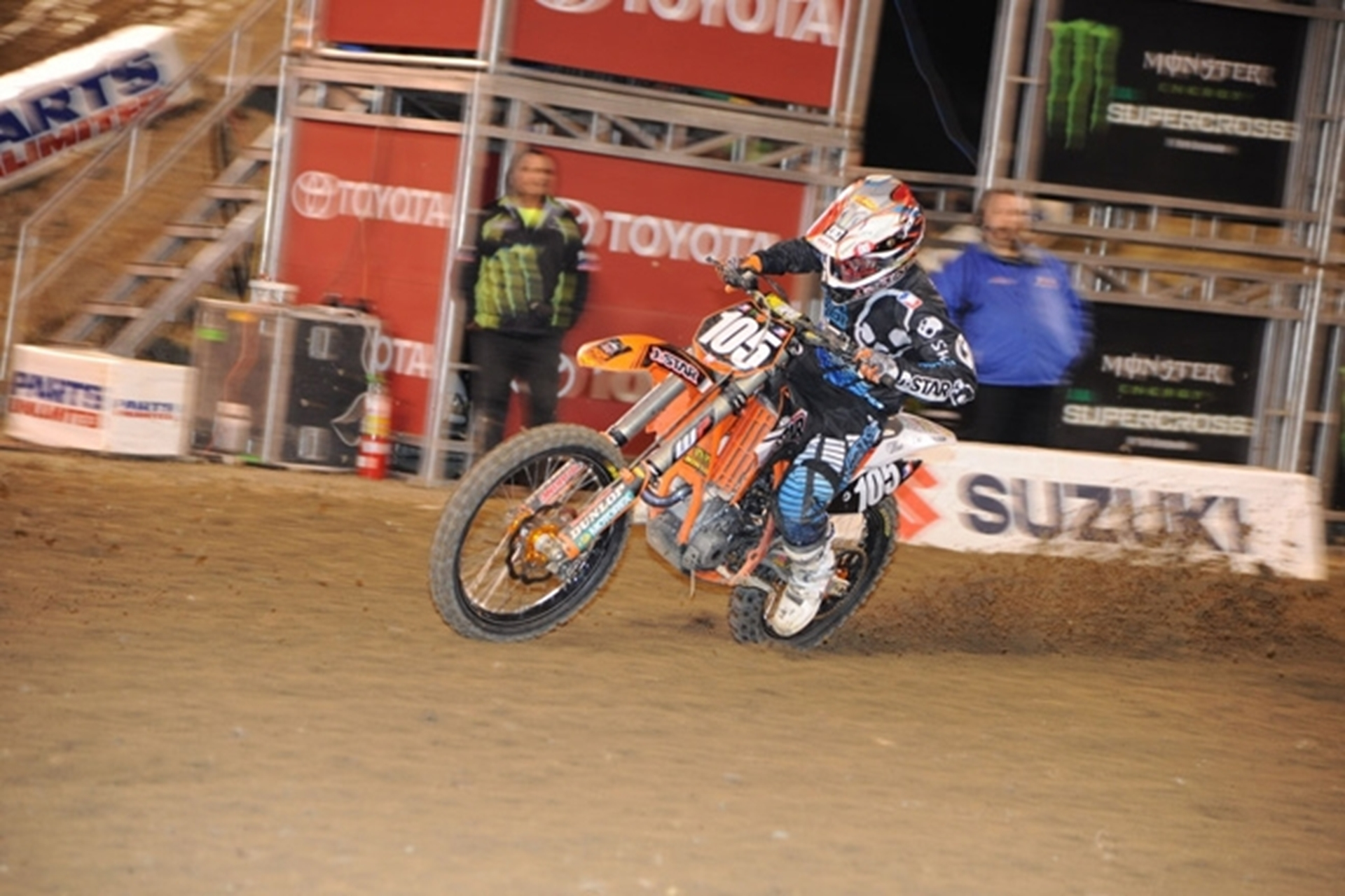 Matt Moss Supercross