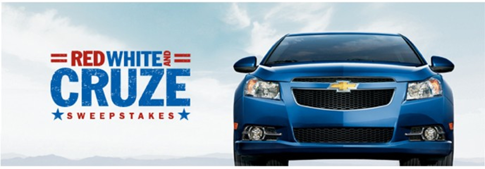 Military Cruze Sweepstakes