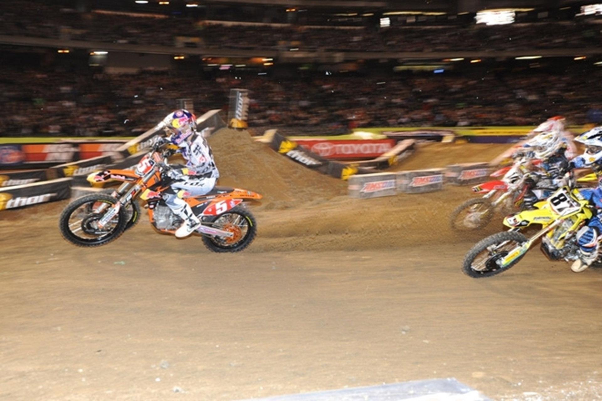 Ryan Dungey Supercross
