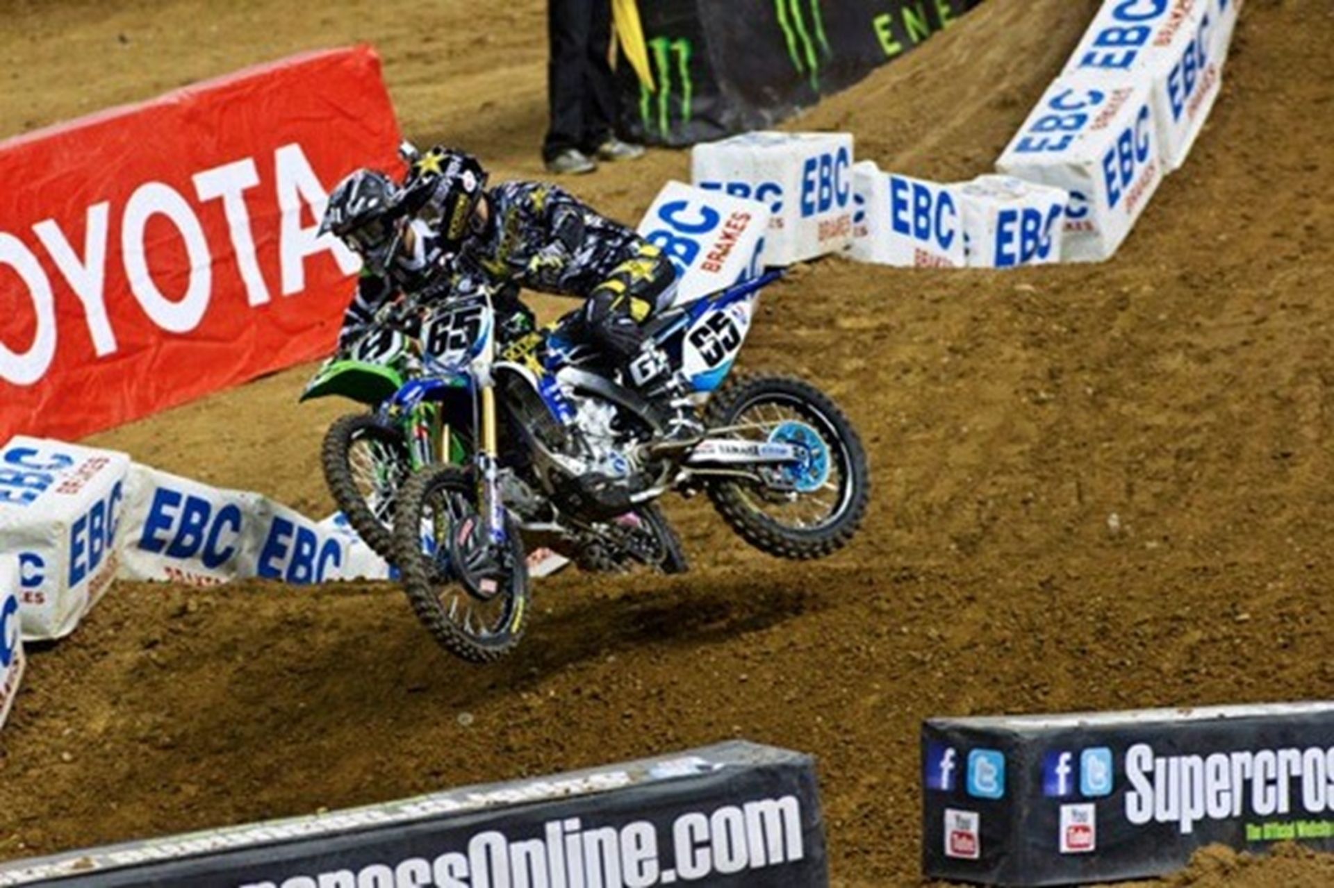 Ryan Morais Supercross