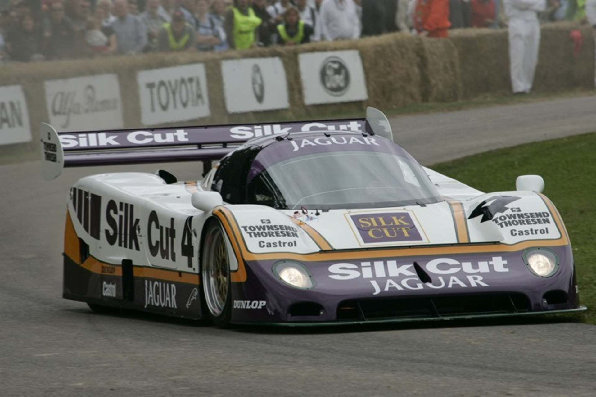 Goodwood to celebrate sports car racing anniversaries
